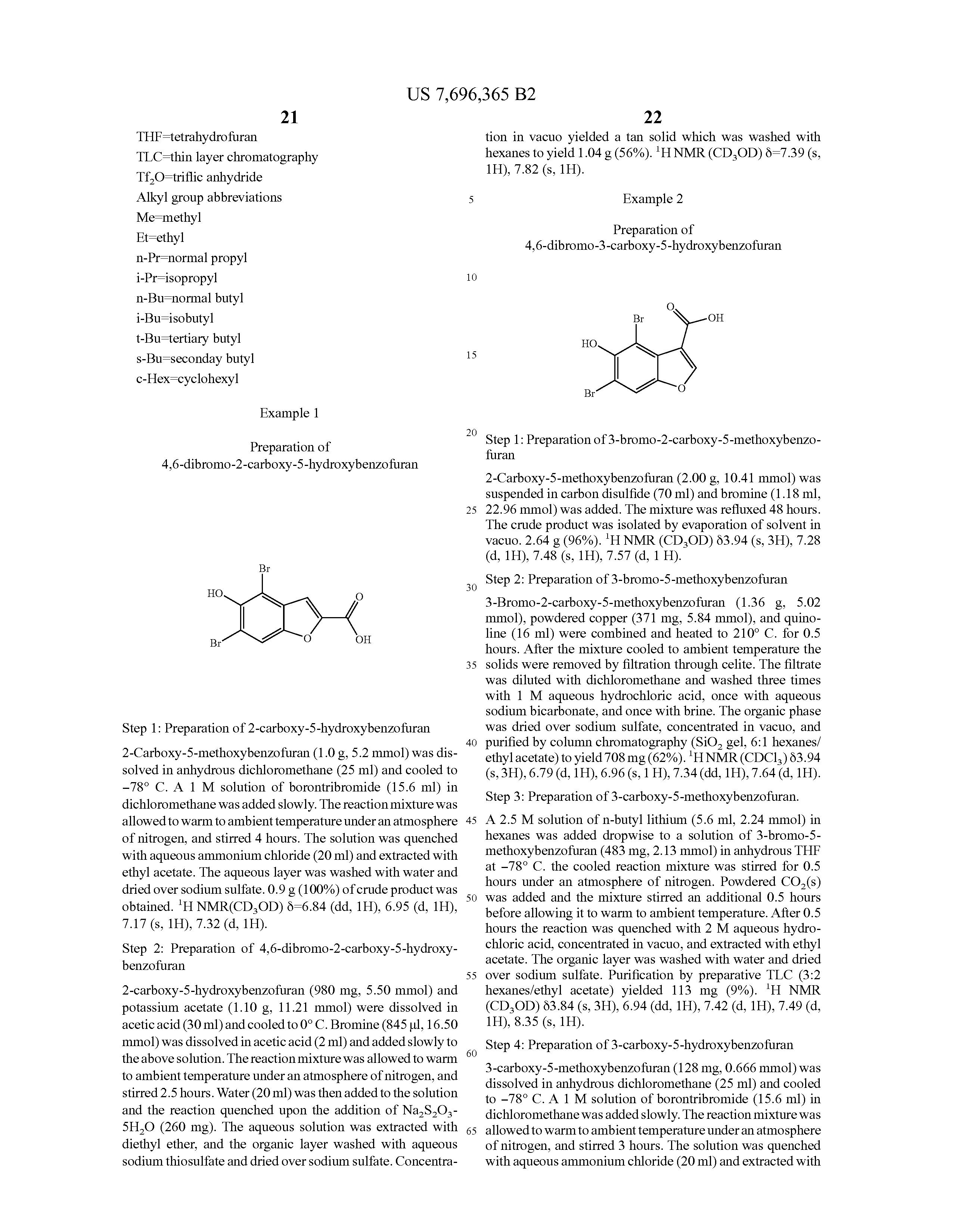 Patent US Heterocyclic pounds useful as malonyl CoA
