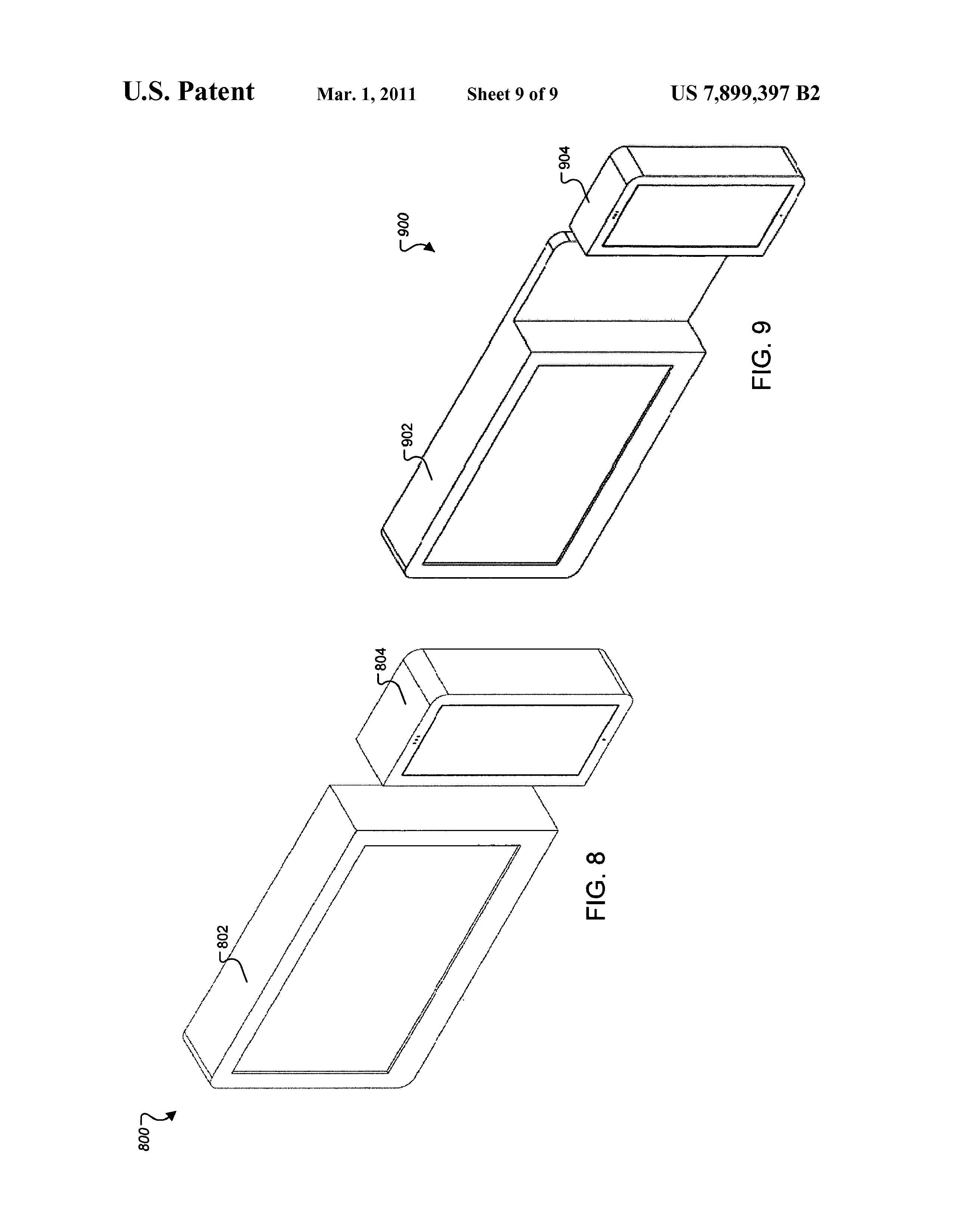 mobile internet device with detachable wireless module