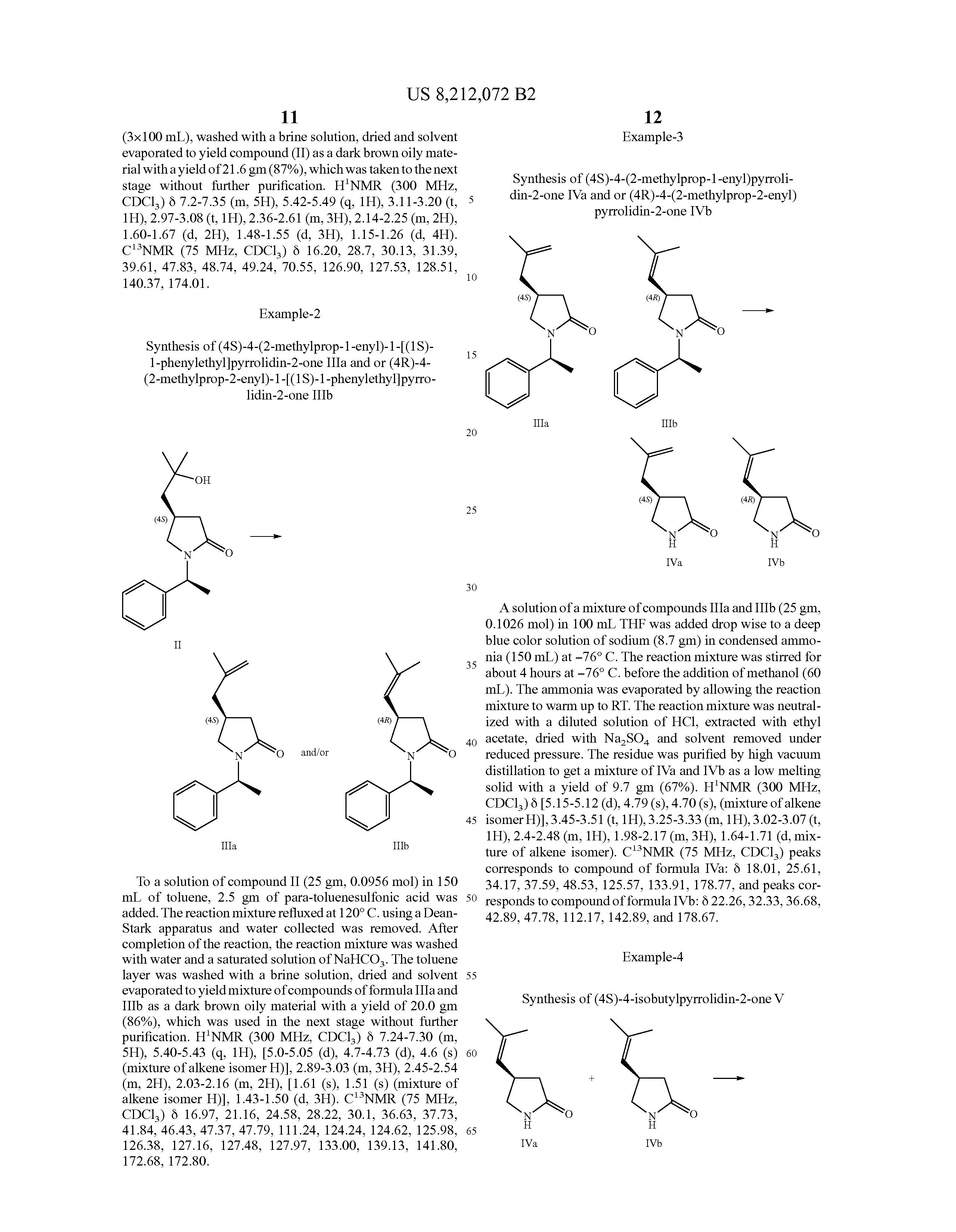 asymmetric synthesis pregabalin cost