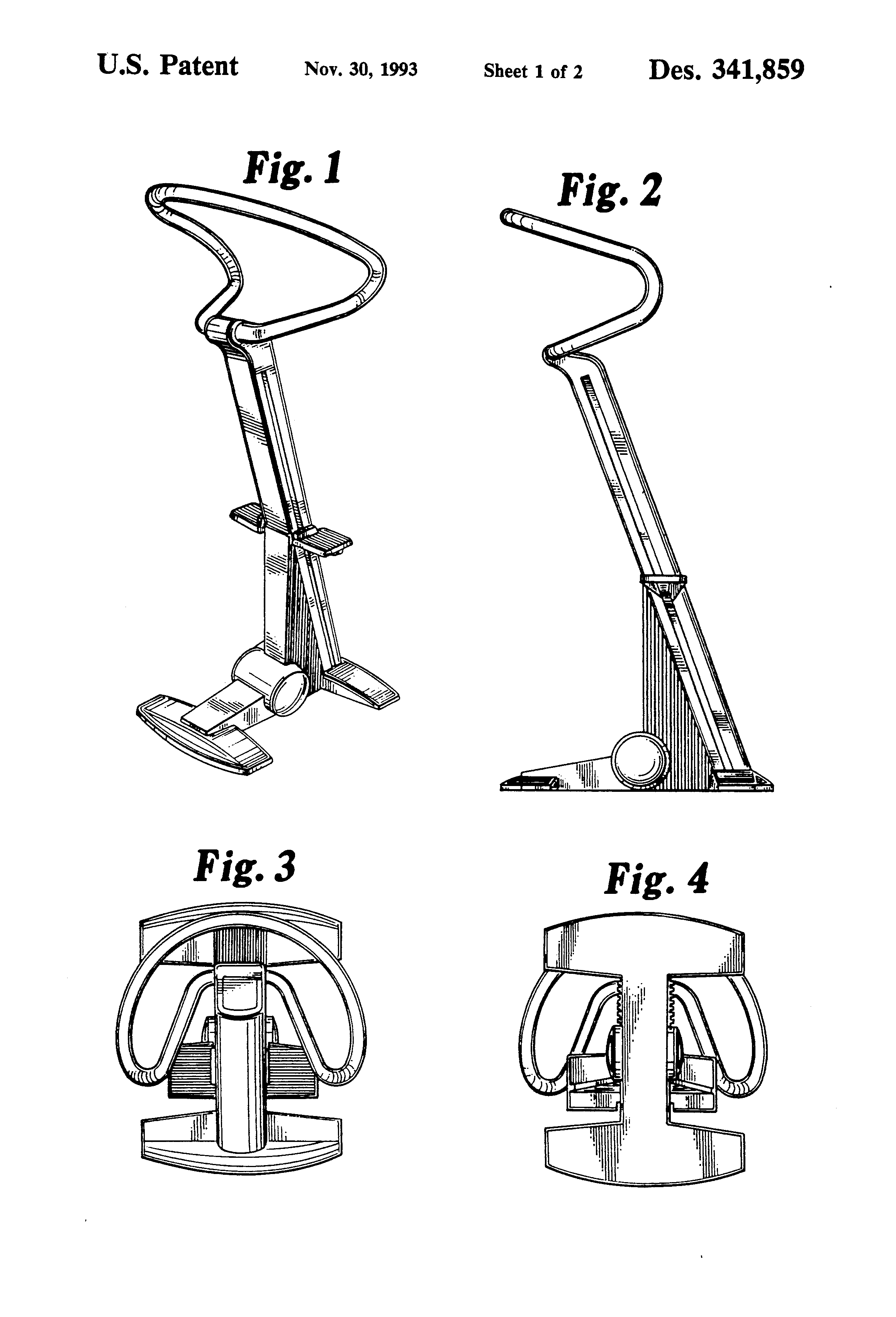 revolving stairs exercise machine