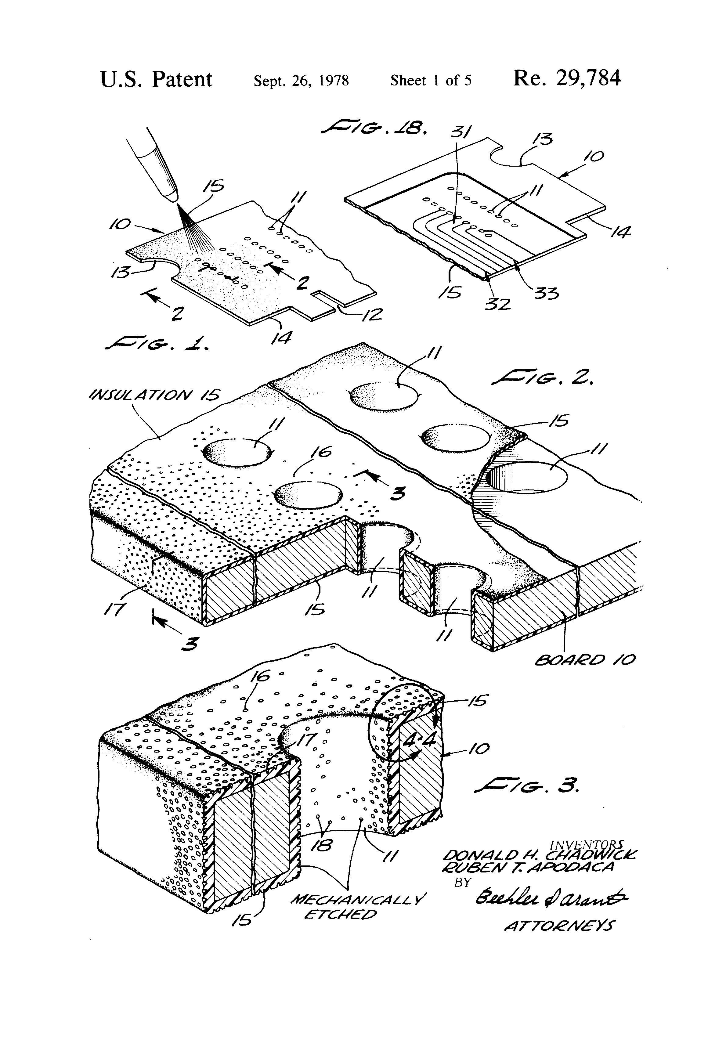 patent usre29784