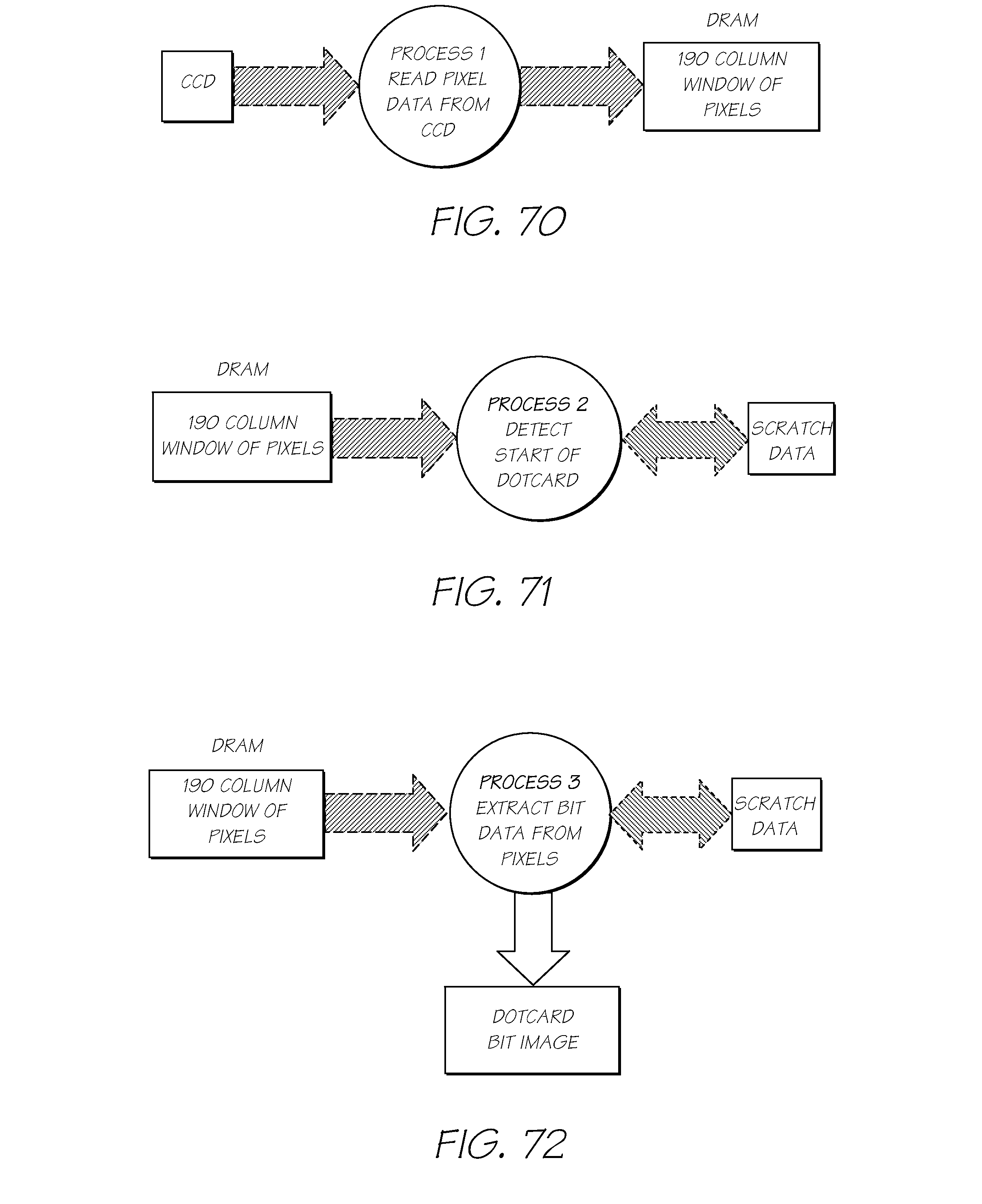 US20130010130A1 - Quad-core image processor for device with