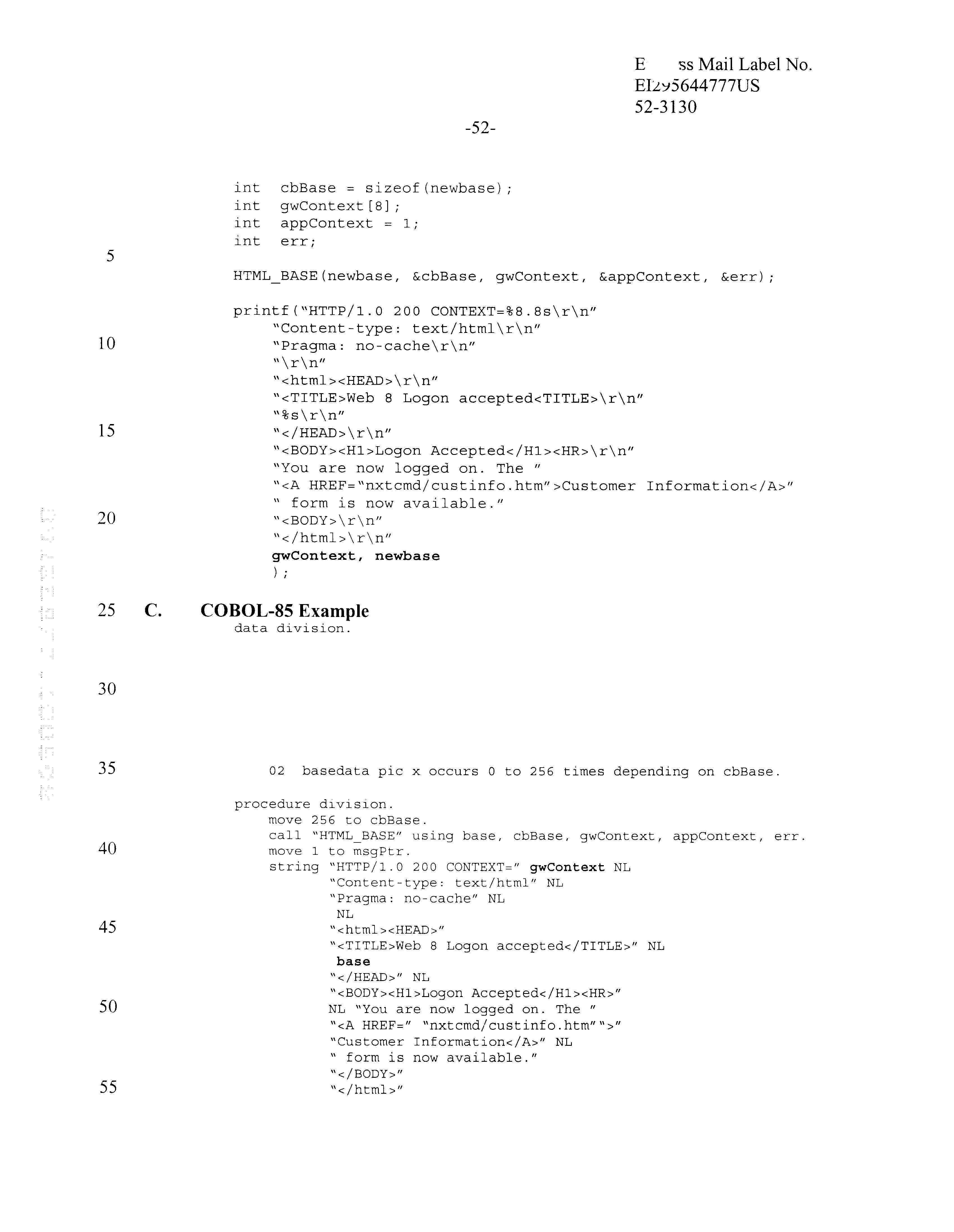 Figure US06397253-20020528-P00020