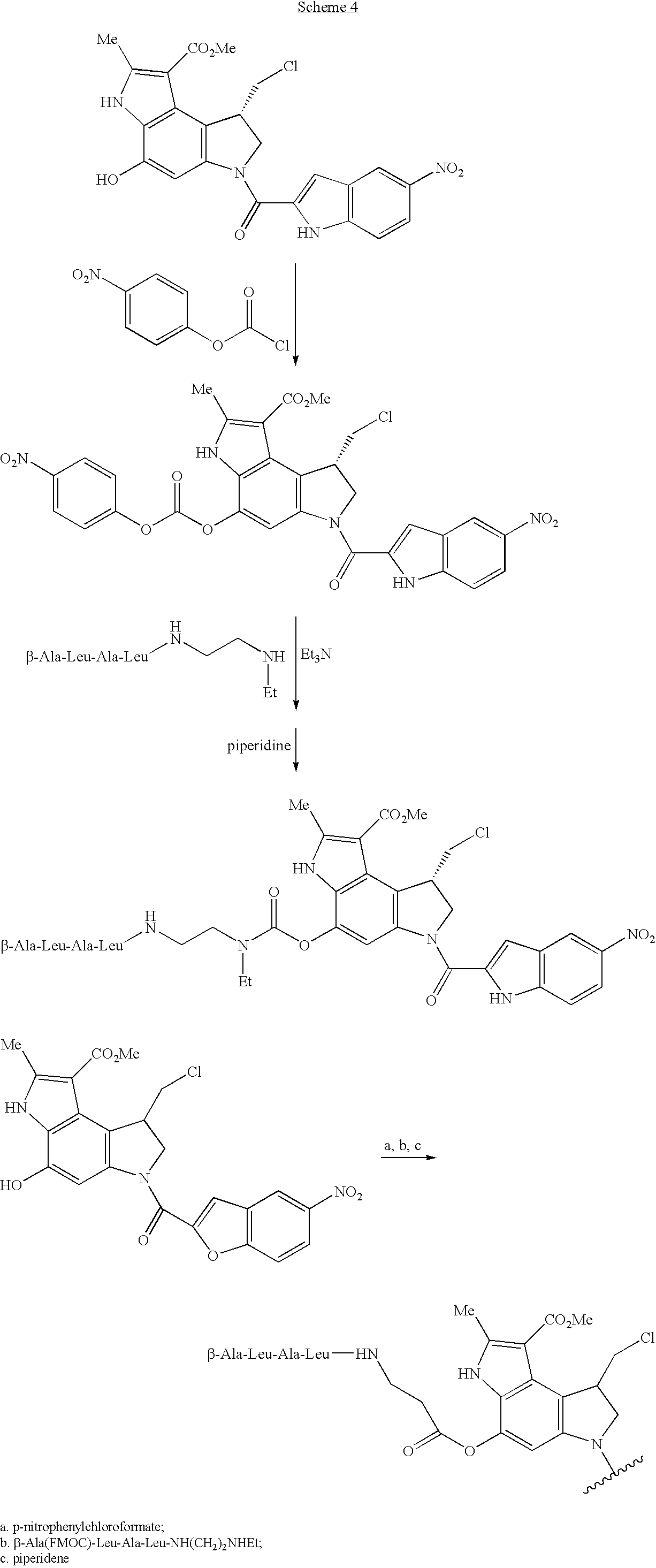 USRE41252E1 - Peptidyl prodrugs and linkers and stabilizers