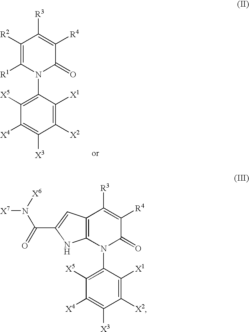 us20090318455a1 pounds and methods for treating inflammatory 1968 GTX White figure us20090318455a1 20091224 c00002