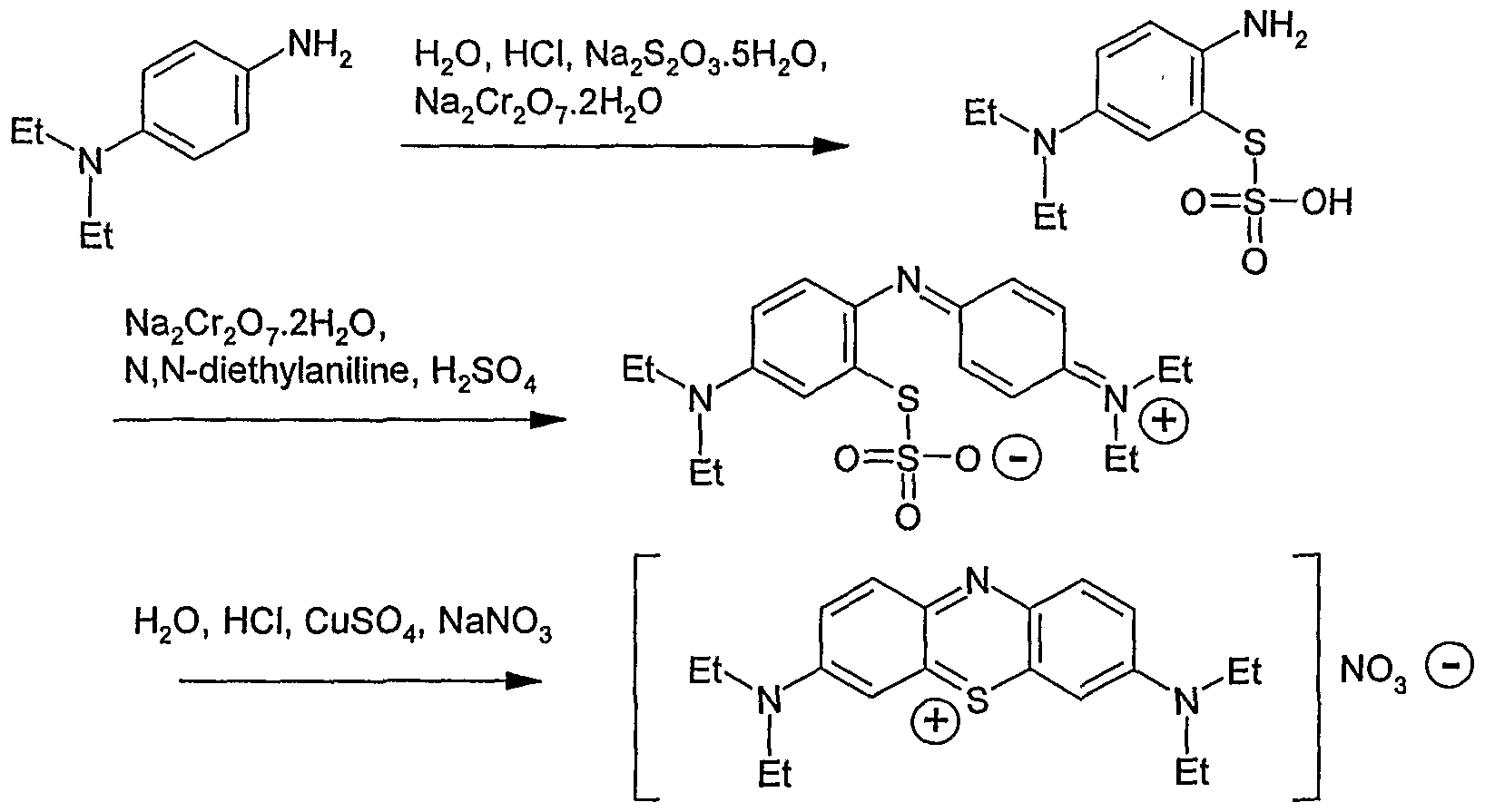 WO2007110630A1 - Thioninium compounds and their use - Google Patents