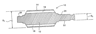 US20030098627A1 - Solid rotor shaft construction for