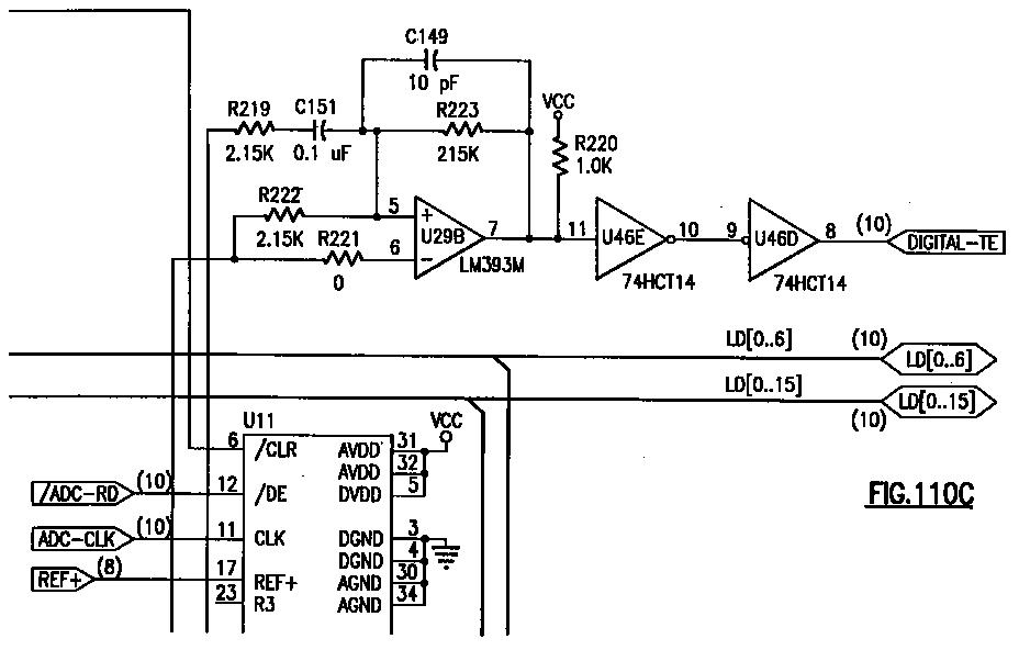 EP0829859A2 - Optical disc system including focus capture