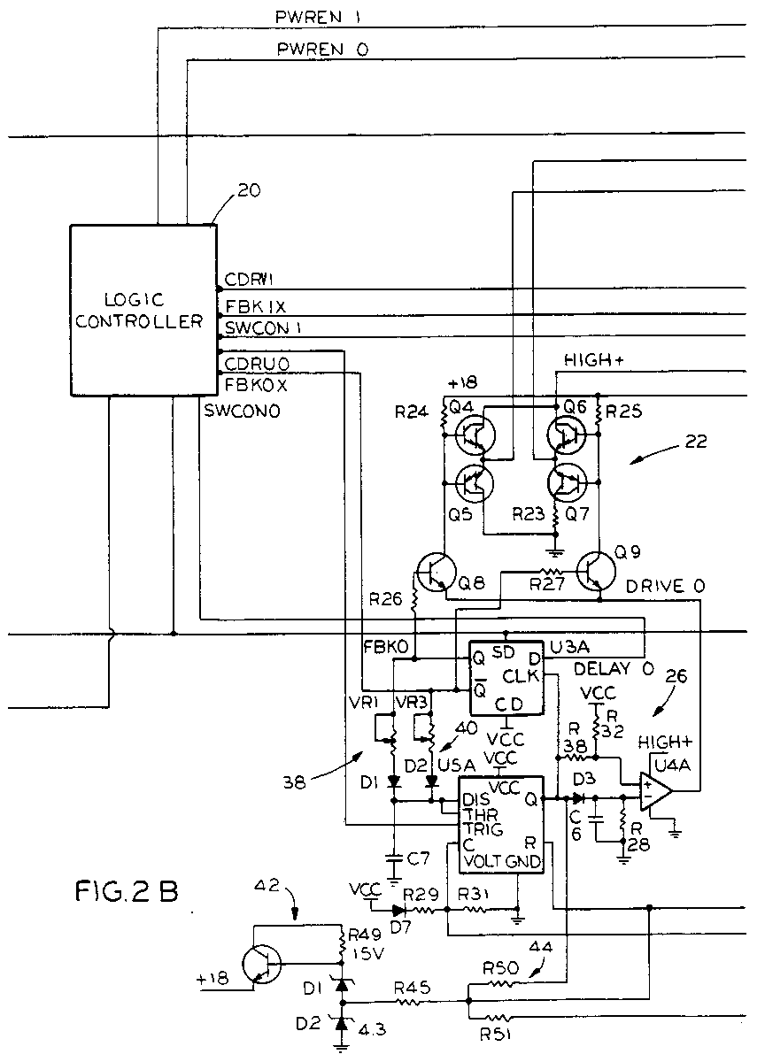 Ep0617443a1 Method And Circuit For Synchronization Of Relay Rc Reset Diagram Powersupplycircuit Figure Imgaf002