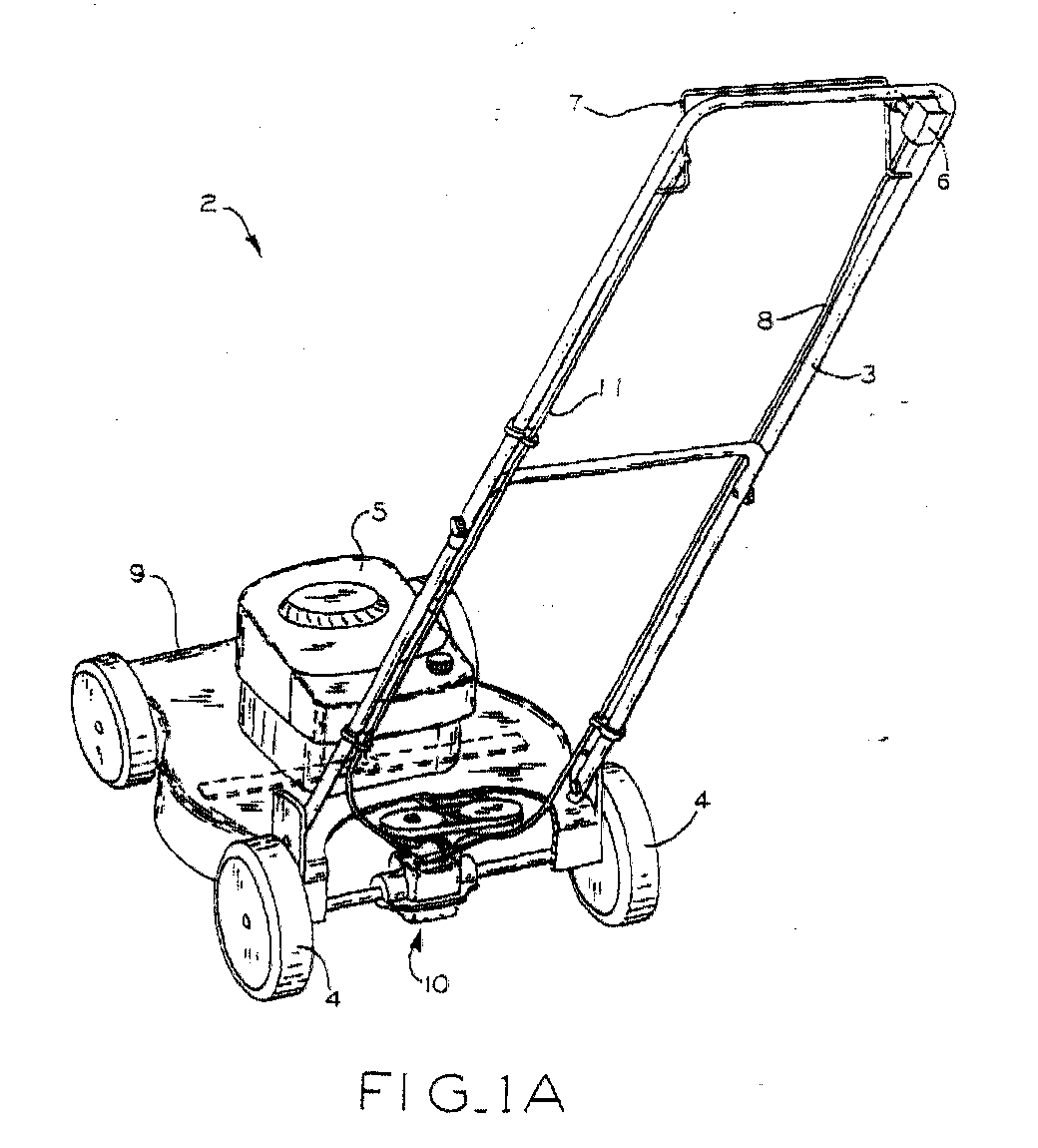 Ep1172583a2 Variable Speed Transmission And Electronic Engine Mount Diagram Parts List For Murray Walkbehindlawnmower Figure 00000001