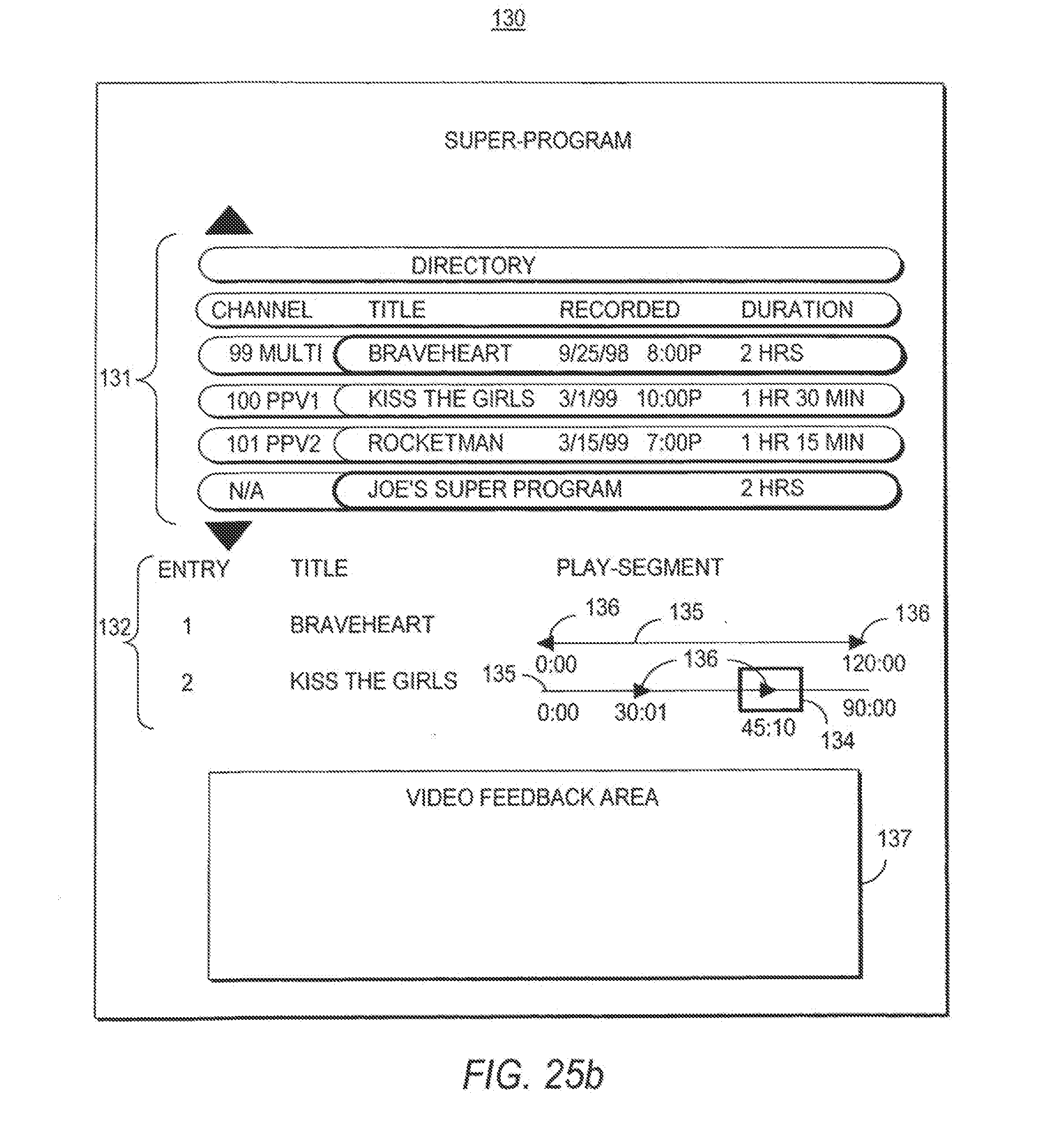 us20120093488a1 client server based interactive television guide rh patents google com