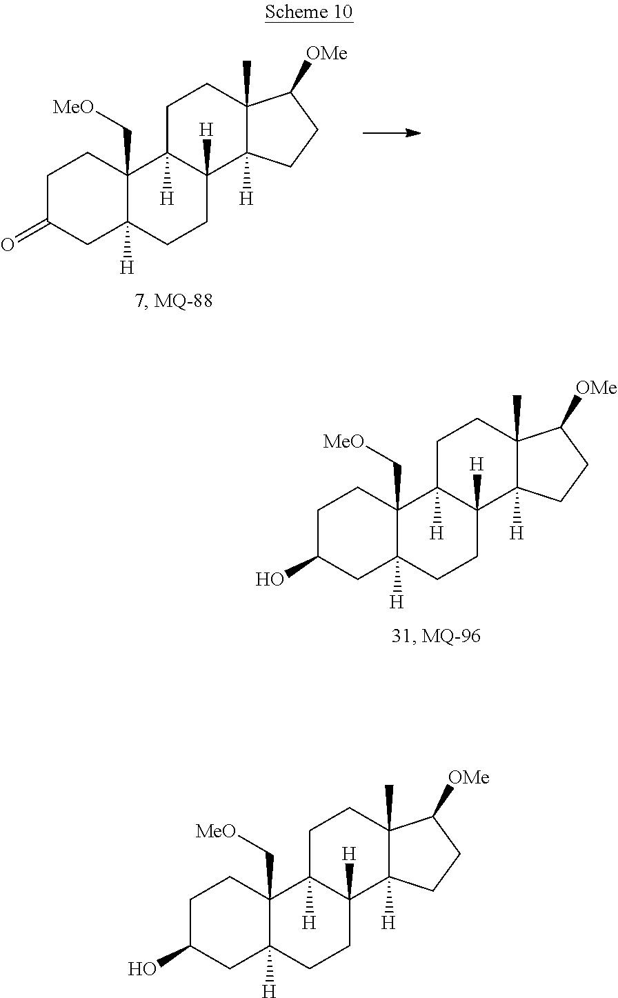 US9676812B2 - Neuroactive 19-alkoxy-17-substituted steroids
