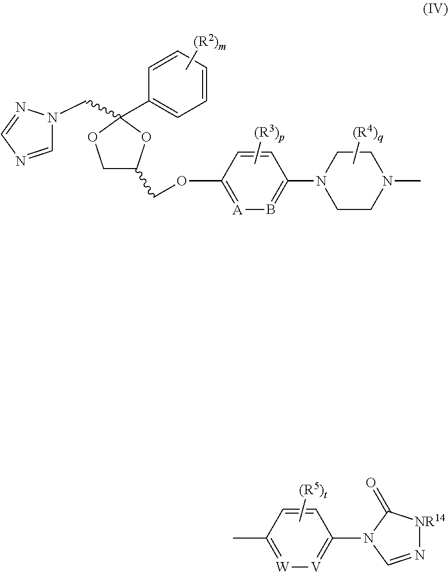 US9346791B2 - Itraconazole analogs and use thereof - Google Patents