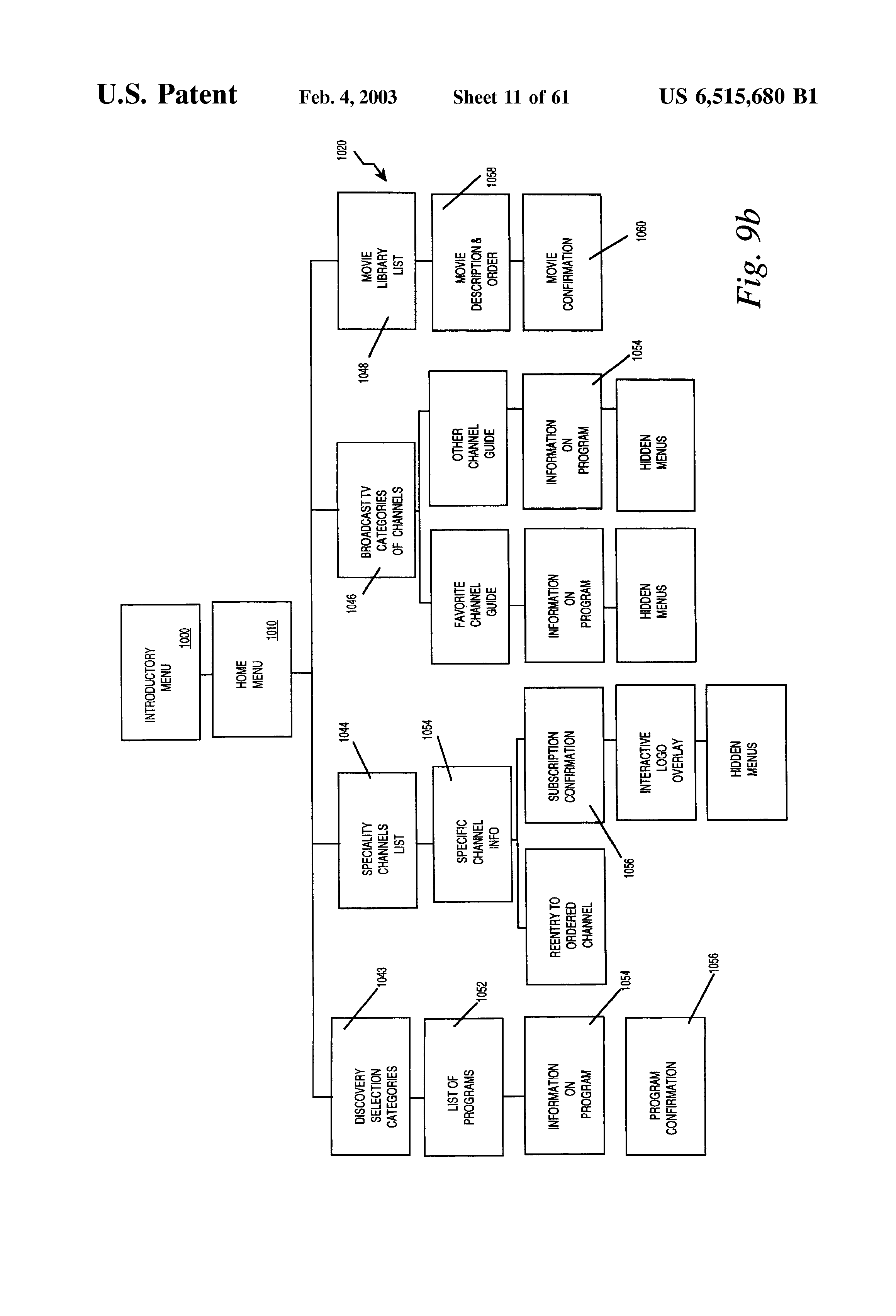 US6515680B1 - Set top terminal for television delivery system
