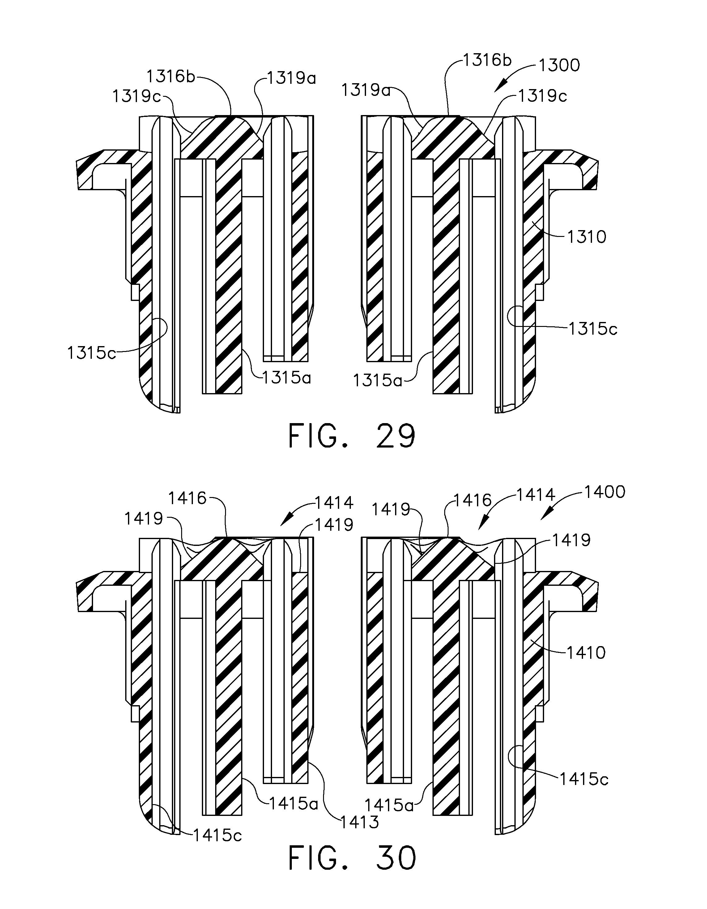 US A1 Staple cartridge prising an adjunct material