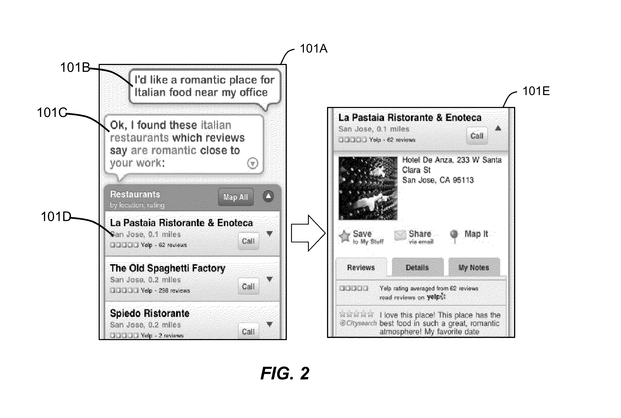 US A1 Maintaining Context Information Between User