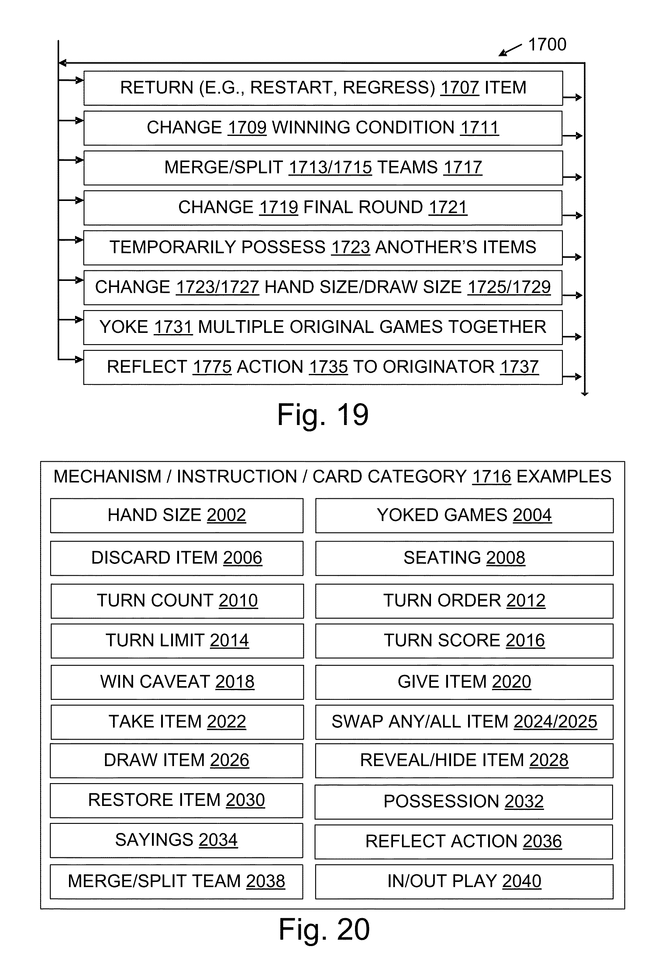 US A1 Game modification Google Patents