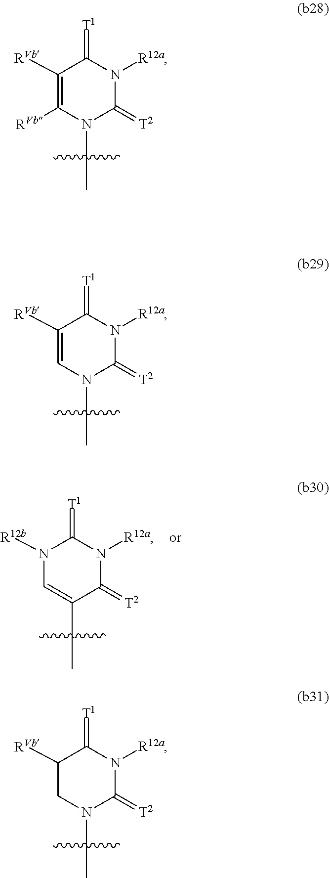 US20170028085A1 - Modified polynucleotides for the