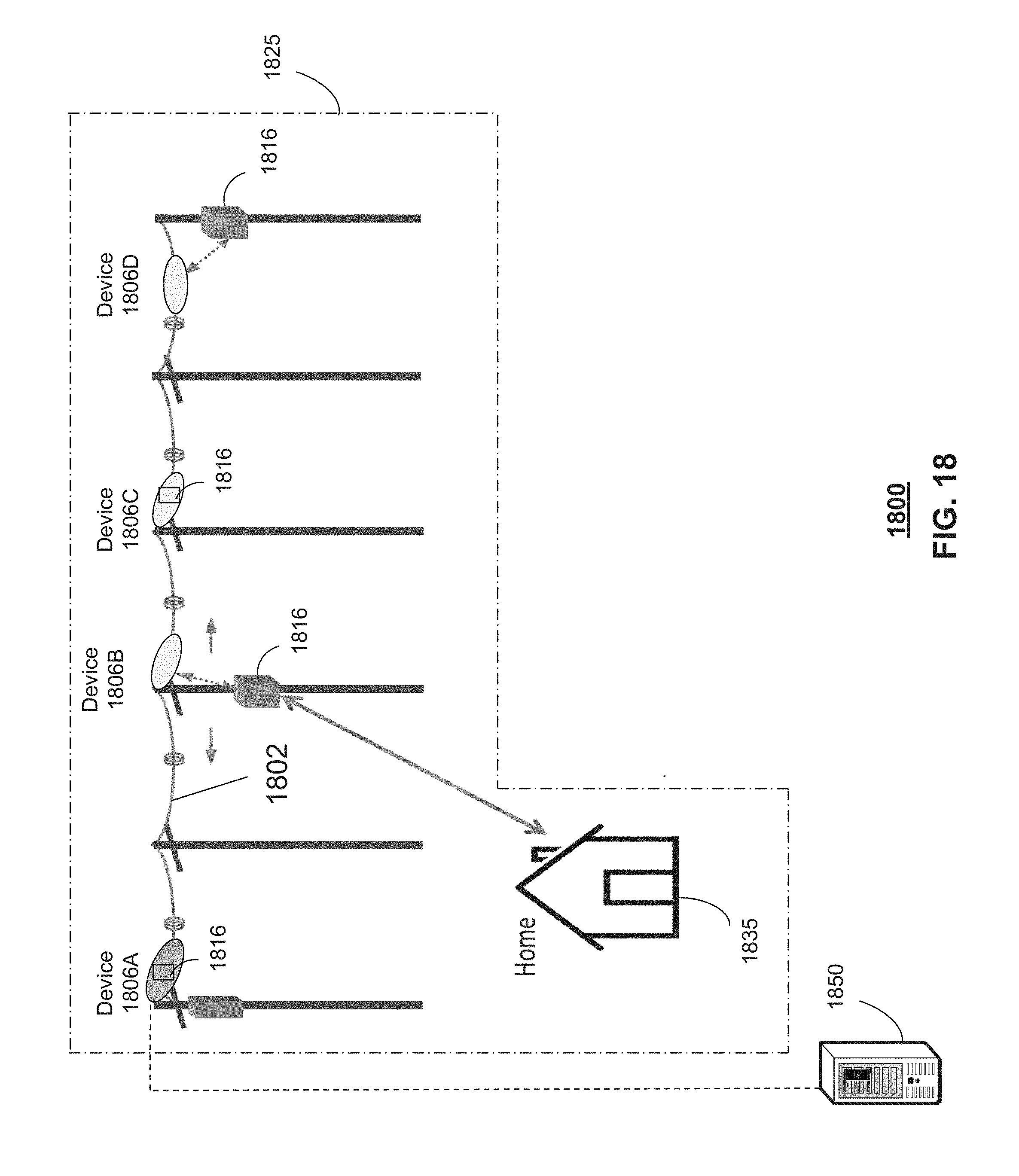 us9904535b2 method and apparatus for distributing software