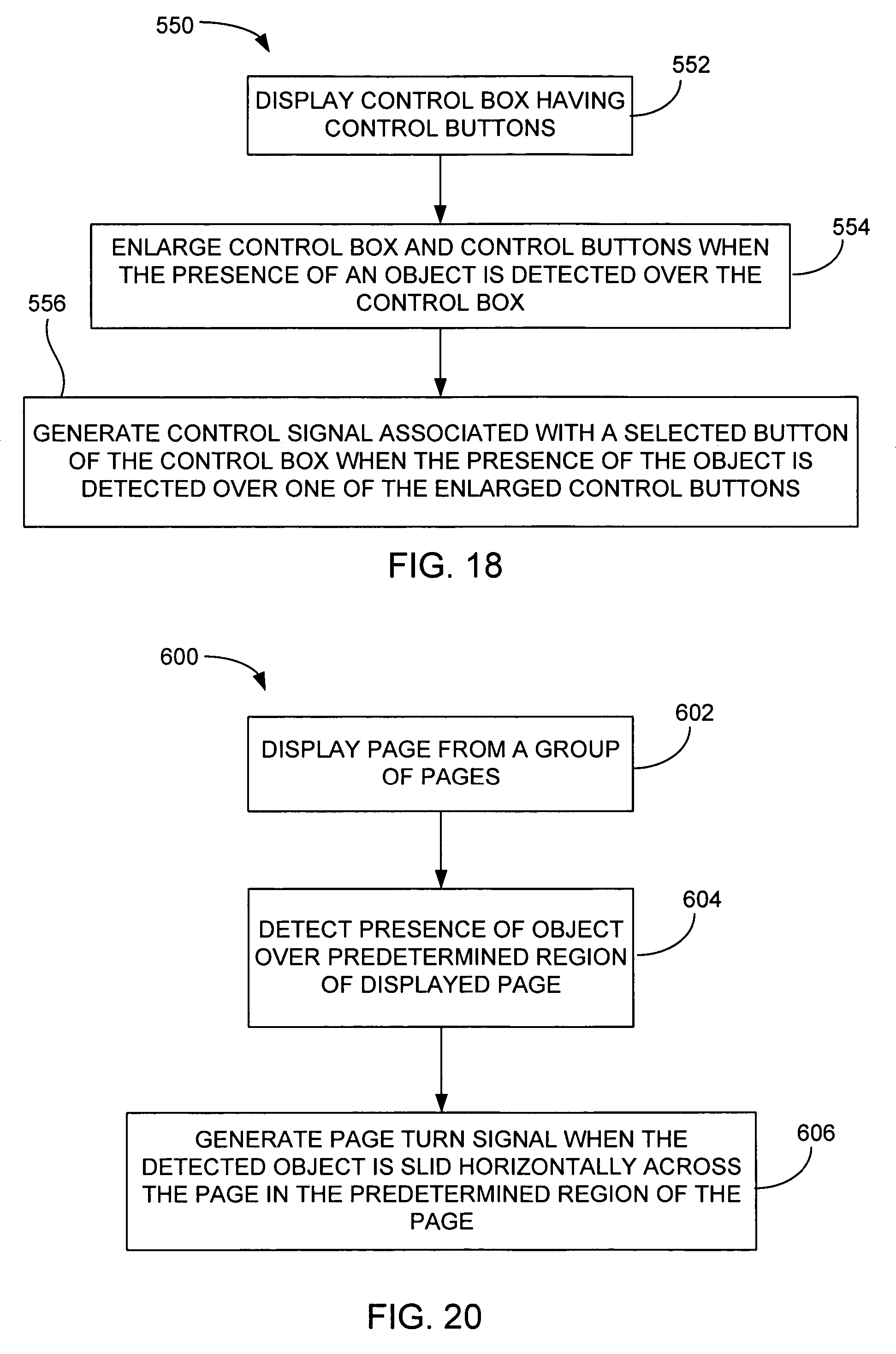 Us8479122b2 Gestures For Touch Sensitive Input Devices Google