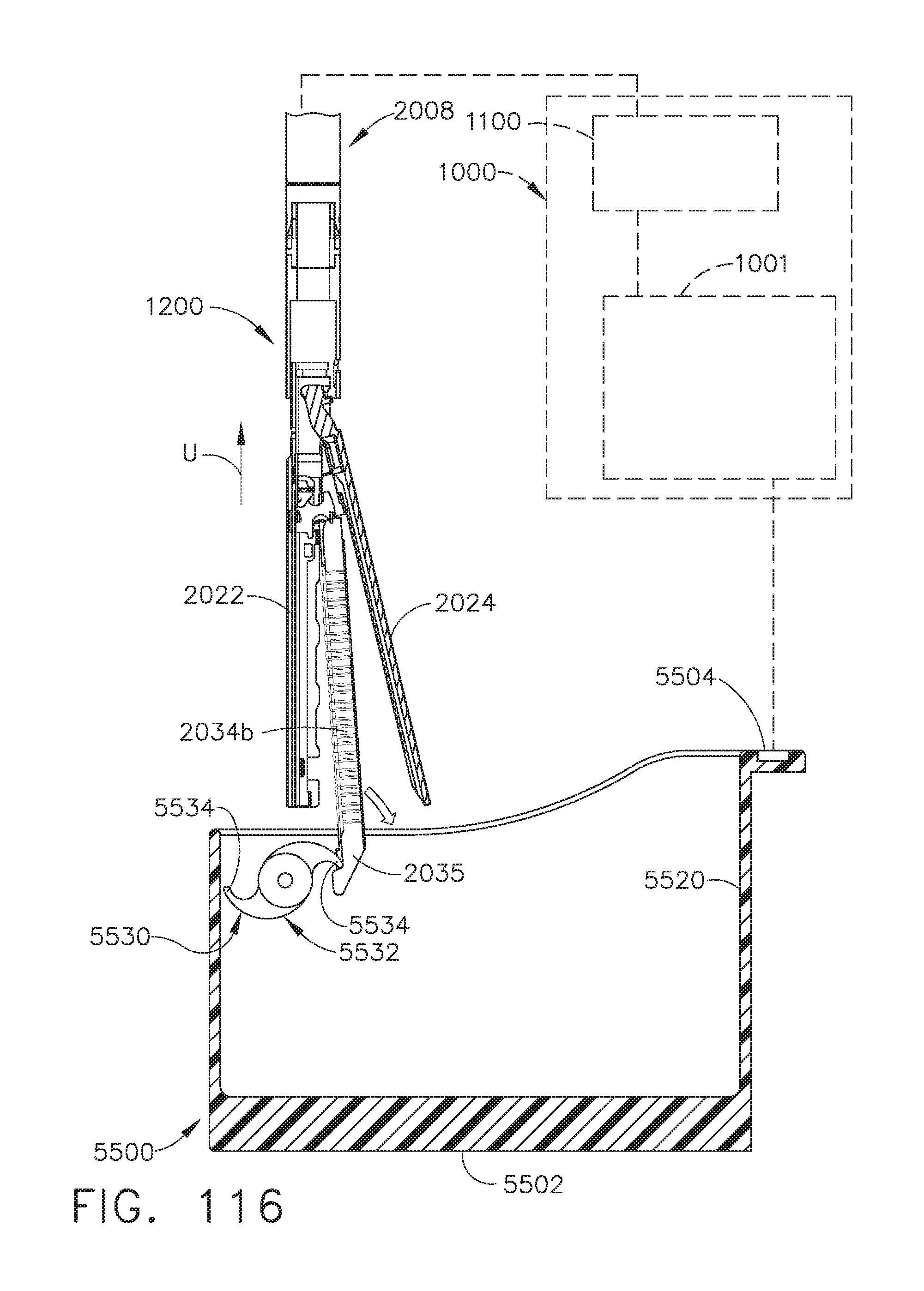 Us9901345b2 Stapling Assembly Google Patents Logitech X 530 Wiring Diagram