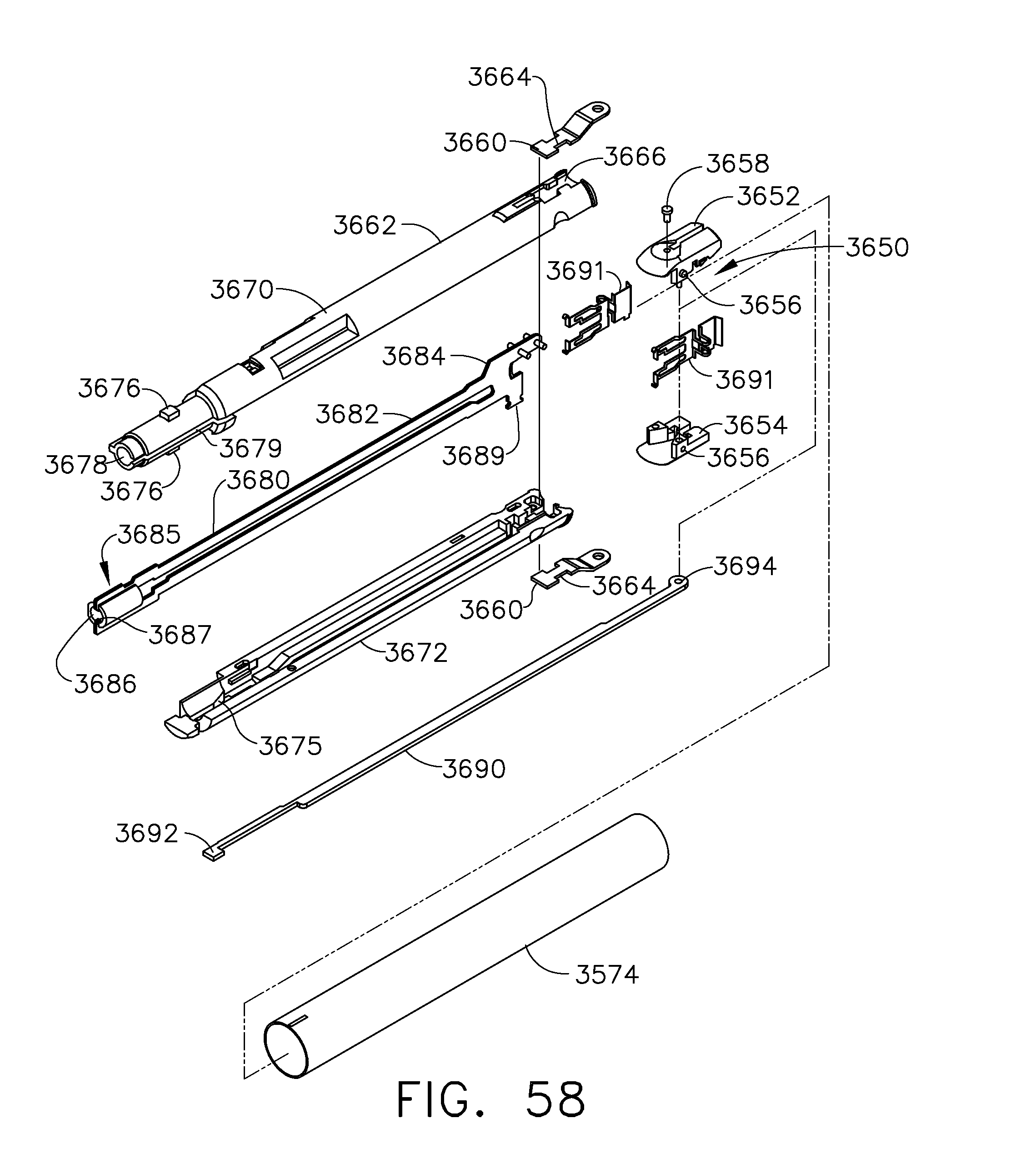 US20120298719A1 - Surgical stapling instruments with ... on