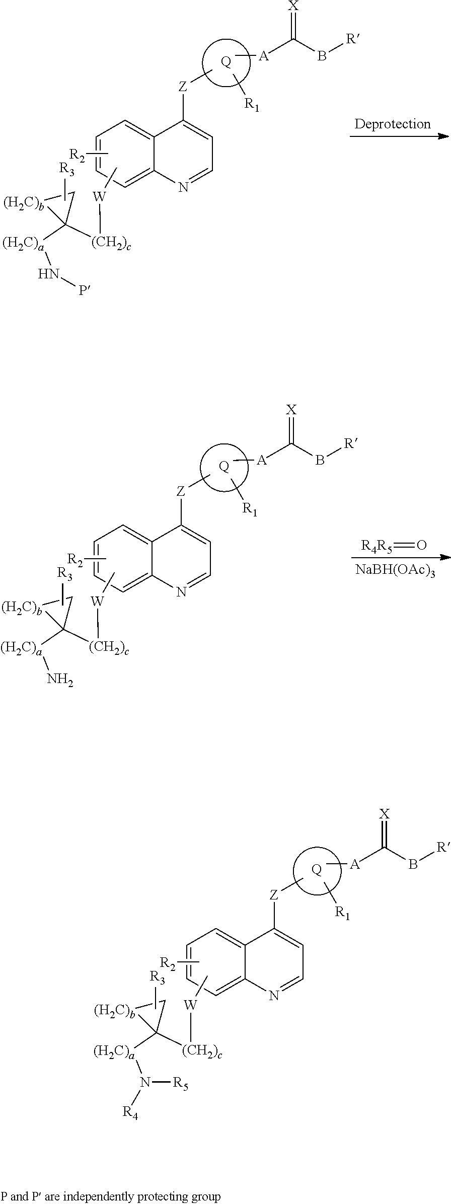 US8513283B2 - Spiro substituted compounds as angiogenesis