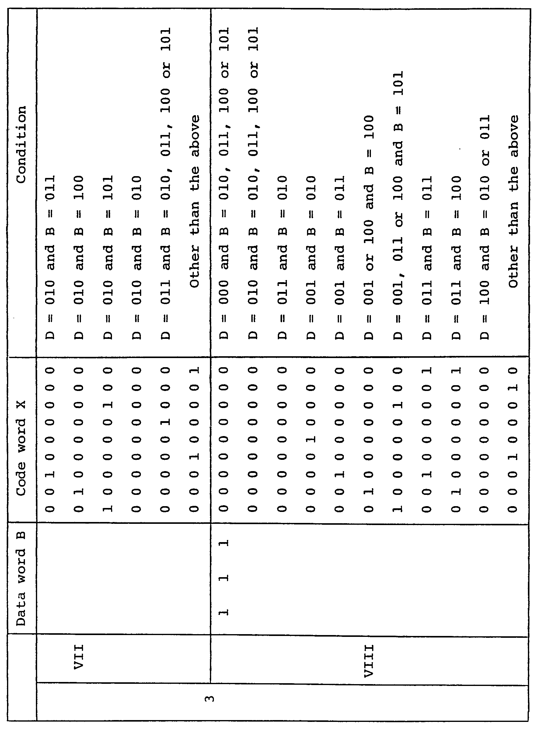 Ep0122083b1 Method And Apparatus For Encoding A Binary Data Stream D010 Led Driver Wiring Diagram Figure Imgb0058