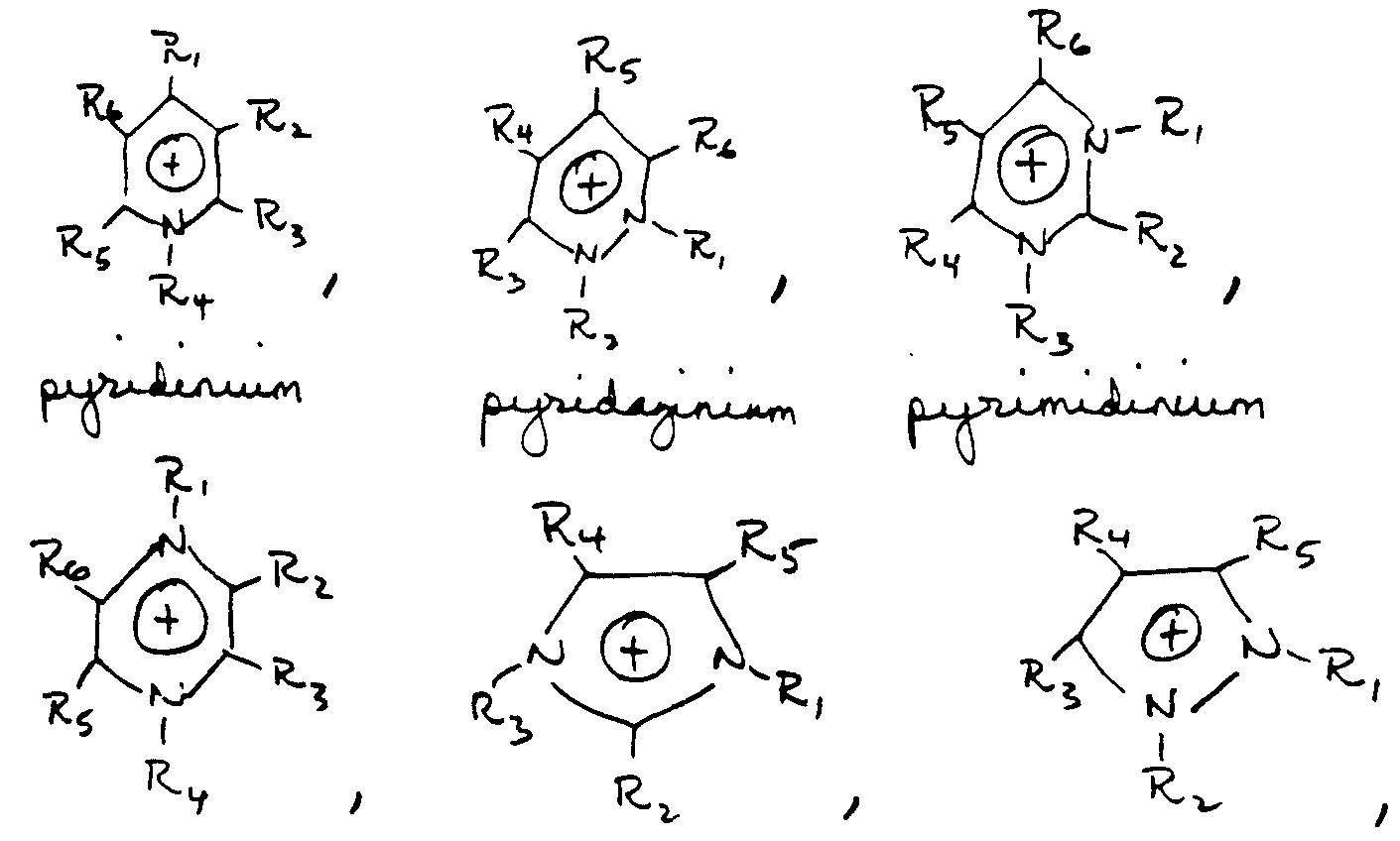 wo1997002252a1 - hydrophobic ionic liquids