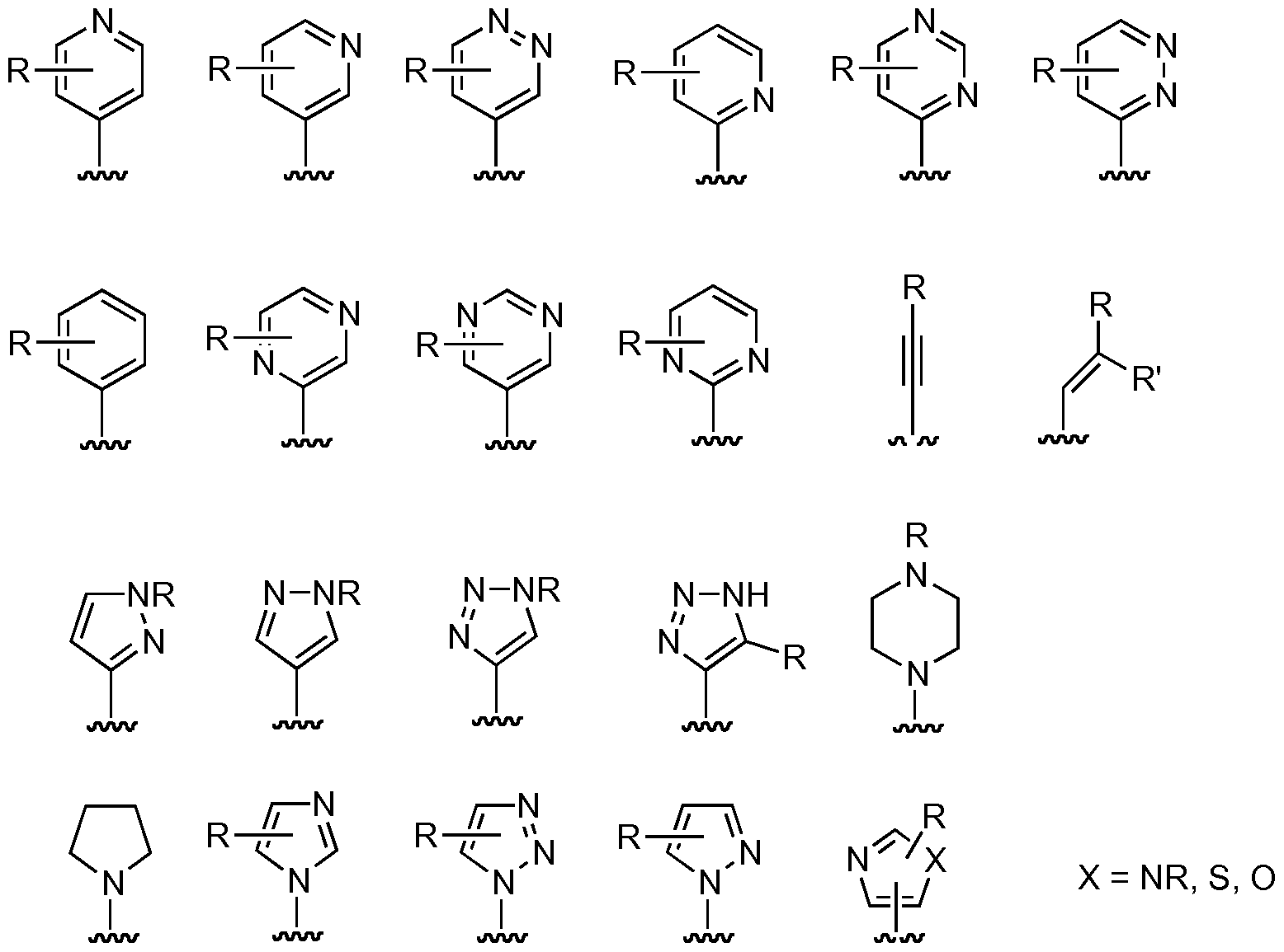 uses of heterocyclic compounds pdf