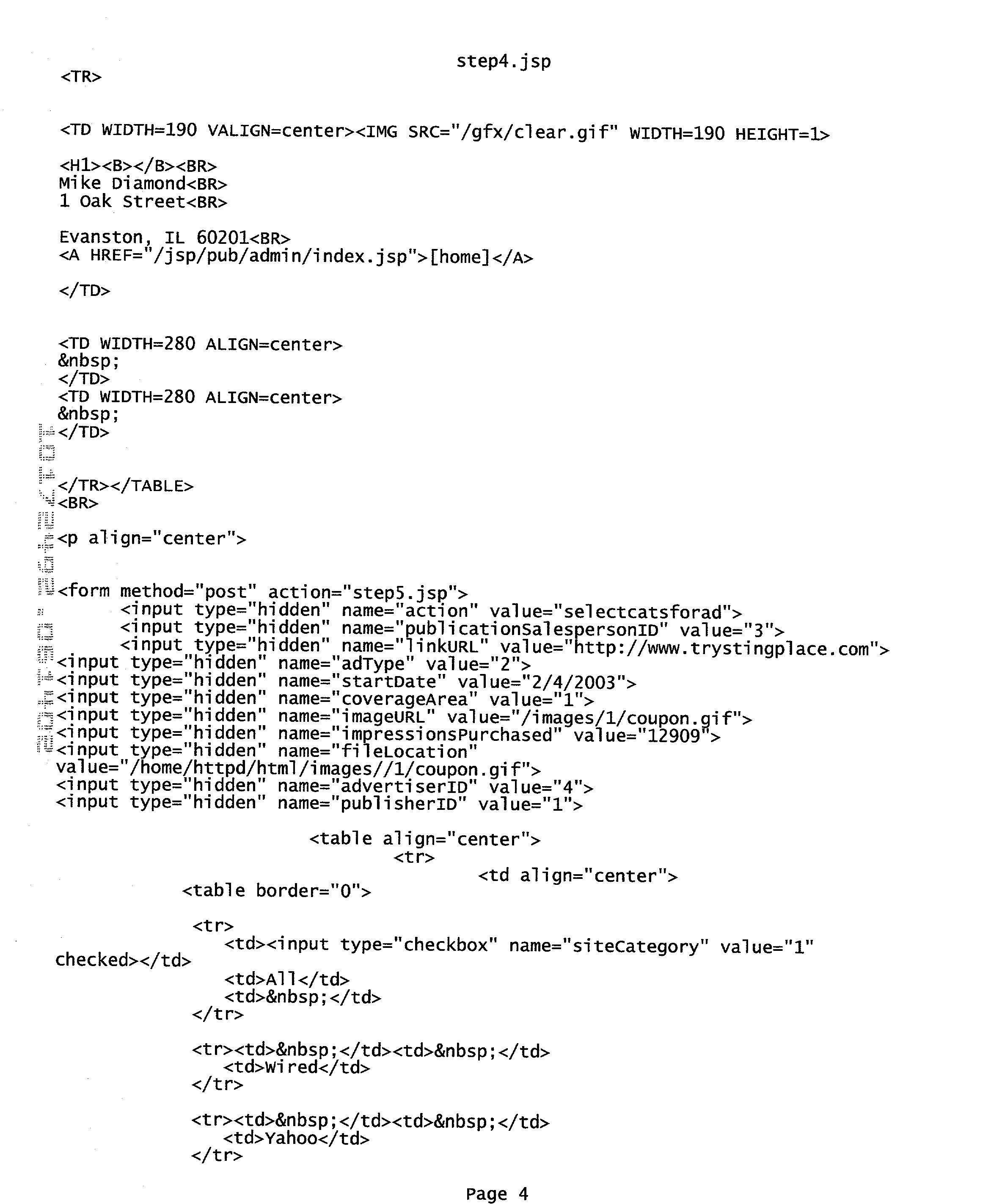 Figure US20030023489A1-20030130-P00119