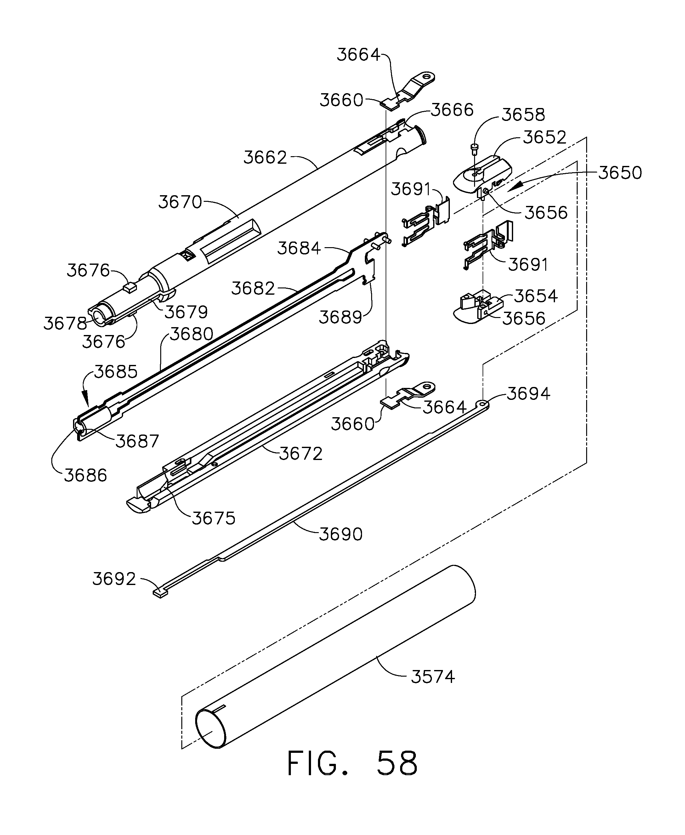 Us9775614b2 Surgical Stapling Instruments With Rotatable Staple Circuits Gt Use Neural Sensors To Build Smart Sensor Systems Using Deployment Arrangements Google Patents