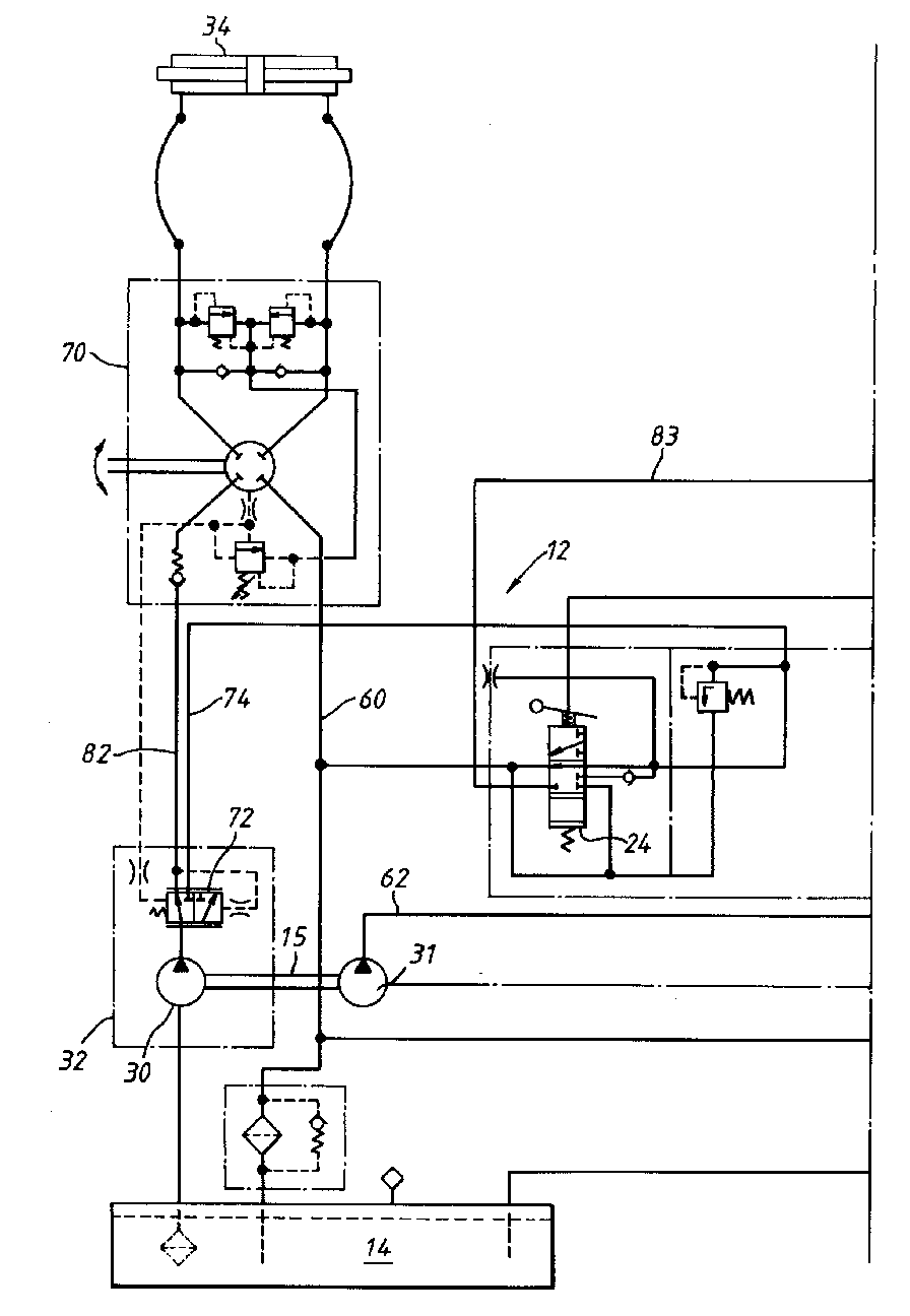 Fine Power Circuit And Control Picture Collection Motor Speed Using Lm3524 Ep0644151a1 Hydraulic For Self Propelled Lift