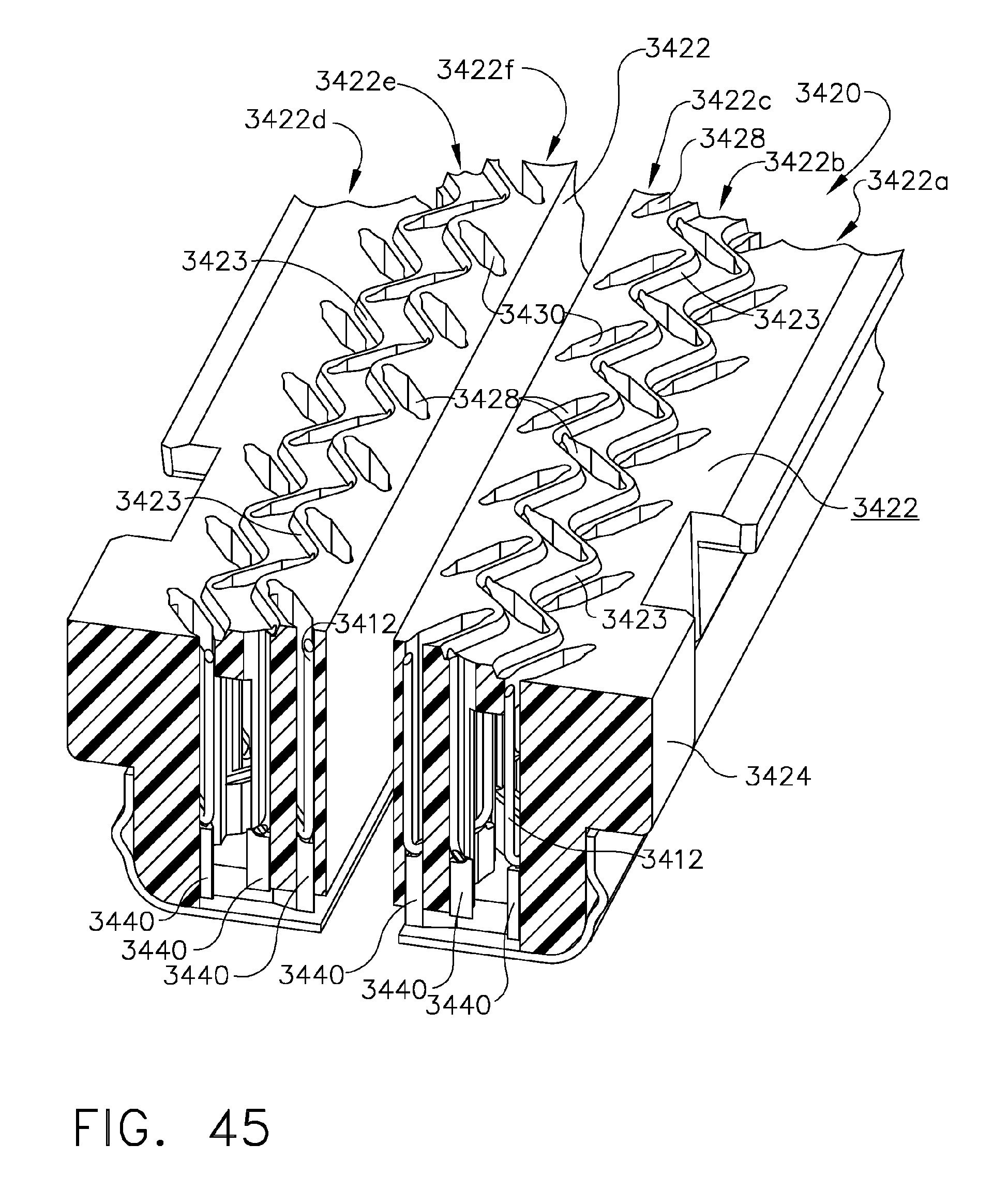 33facc7769f EP3000414A1 - Circular fastener cartridges for applying radially expandable  fastener line - Google Patents
