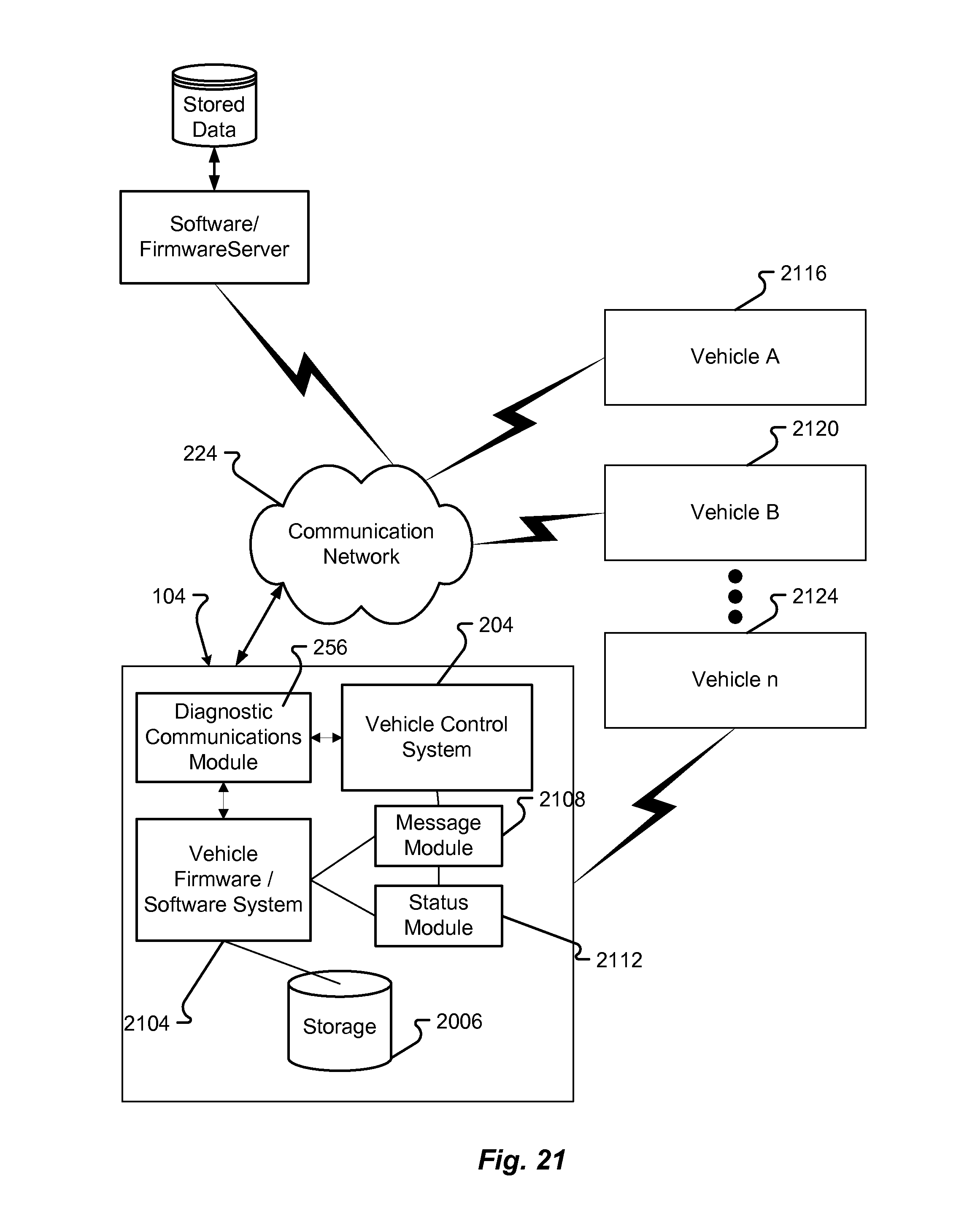 US20160041820A1 - Vehicle and device software updates