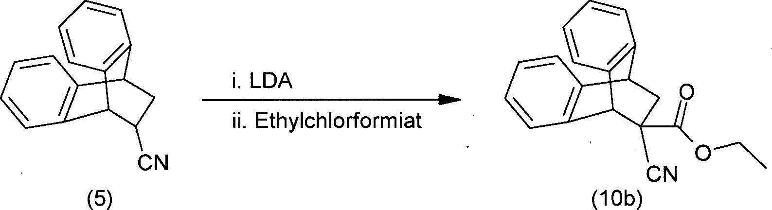 DE102009046131A1 - Alternative synthesis of 1 1-substituted olefins