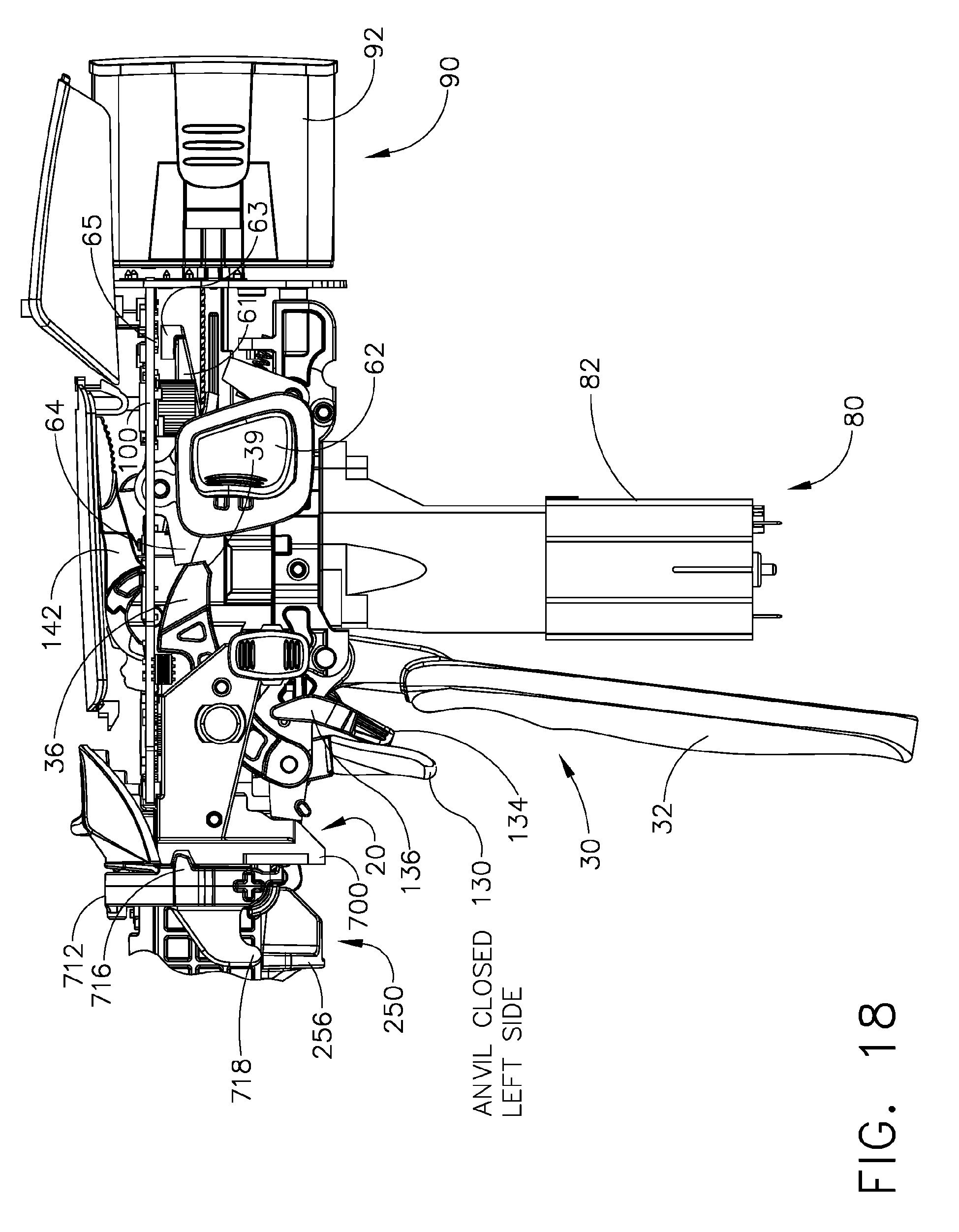 Ep2923657a1 Modular Powered Surgical Instrument With Detachable Circuits Gt 6 Battery Tesla Switch 720 Watt Mosfet Circuit Designed Shaft Assemblies Google Patents