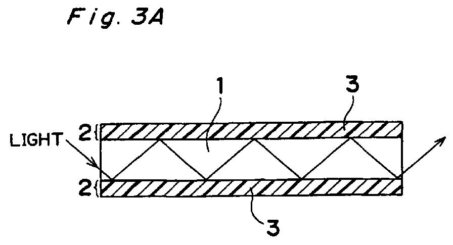 EP0779523A3 - Optical fiber with silica aerogel cladding - Google