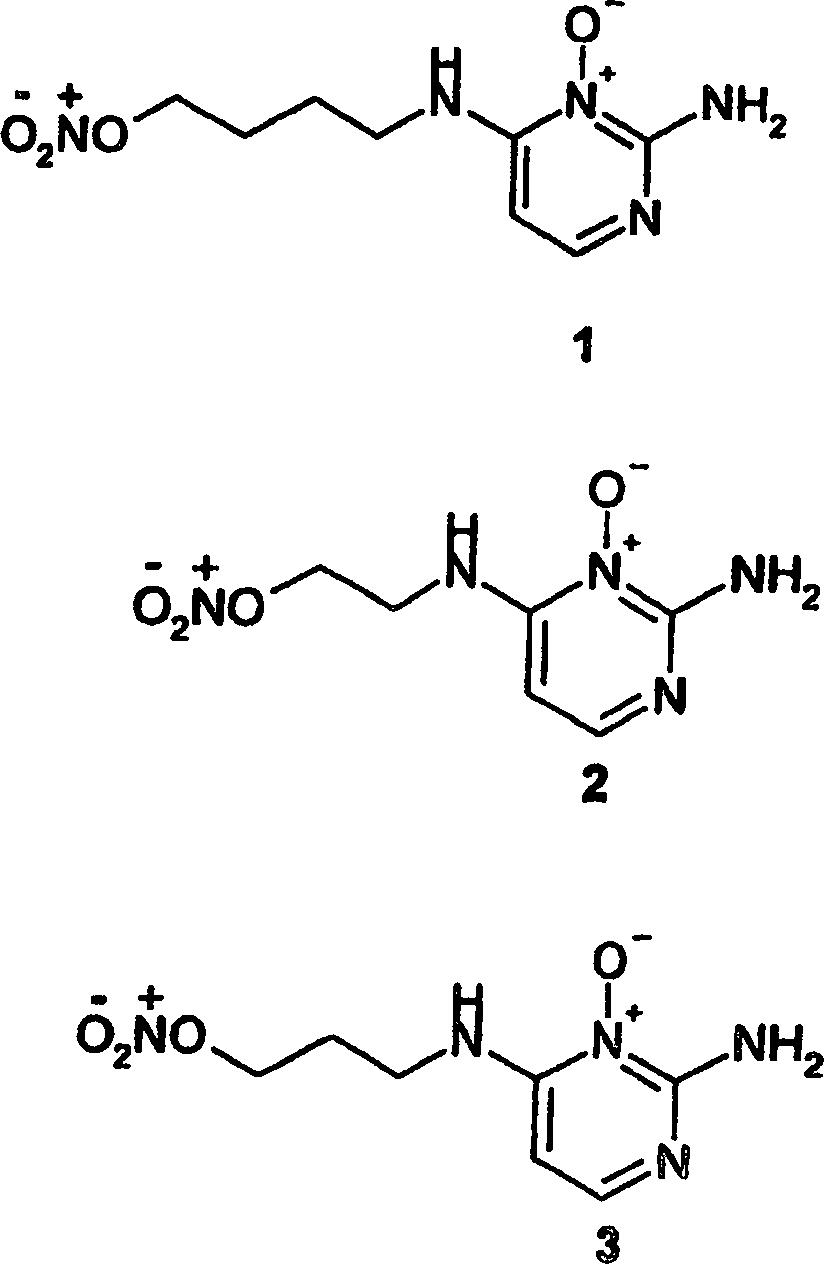 DE60314987T2 - Hair treatment composition containing a pyrimidine N ...