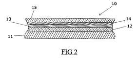 US6399152B1 - Vacuum metalization process for chroming substrates