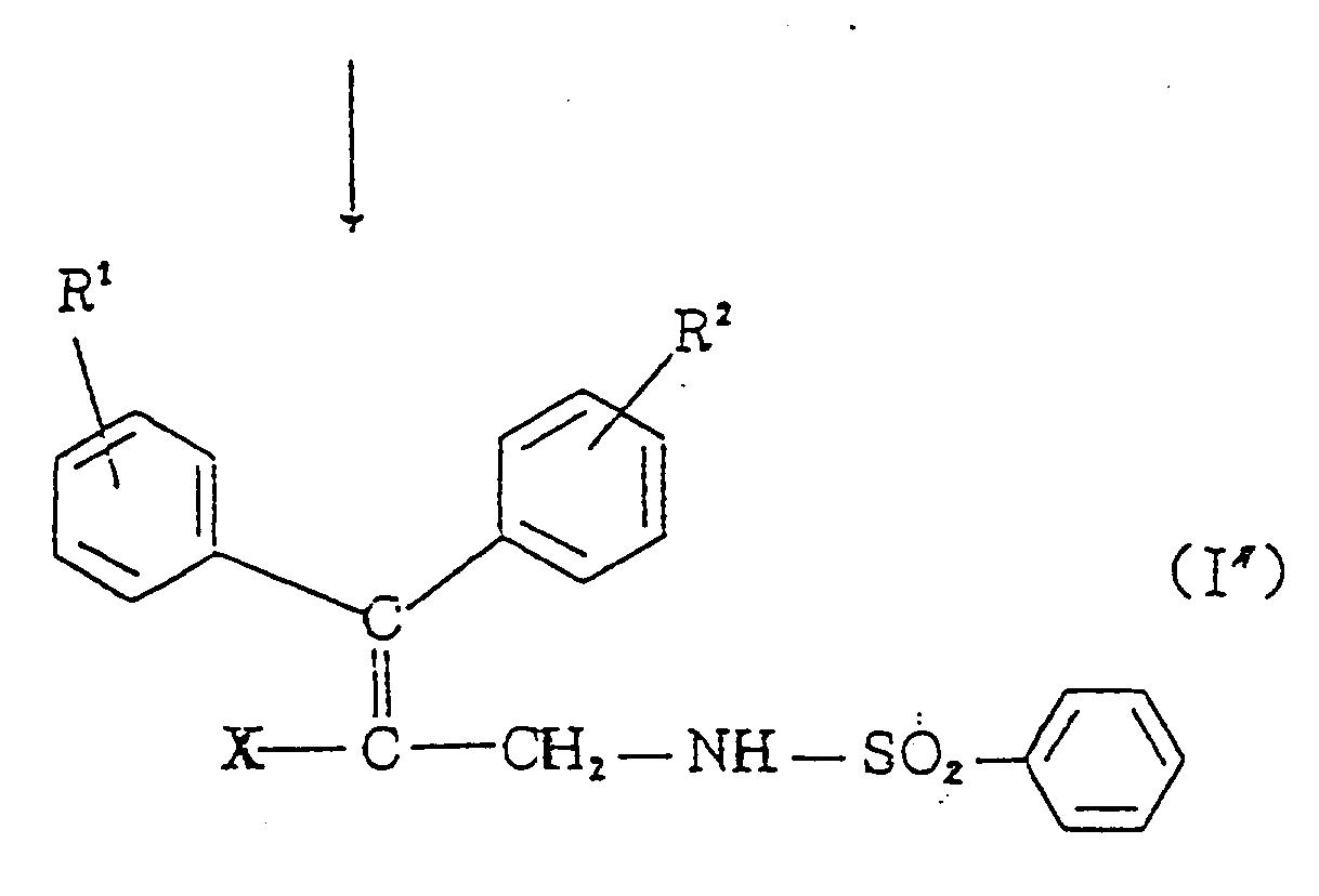EP0479332B1 - Diphenyl-methane derivative, pharmaceutical