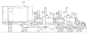 US8789601B2 - System for pumping hydraulic fracturing fluid using