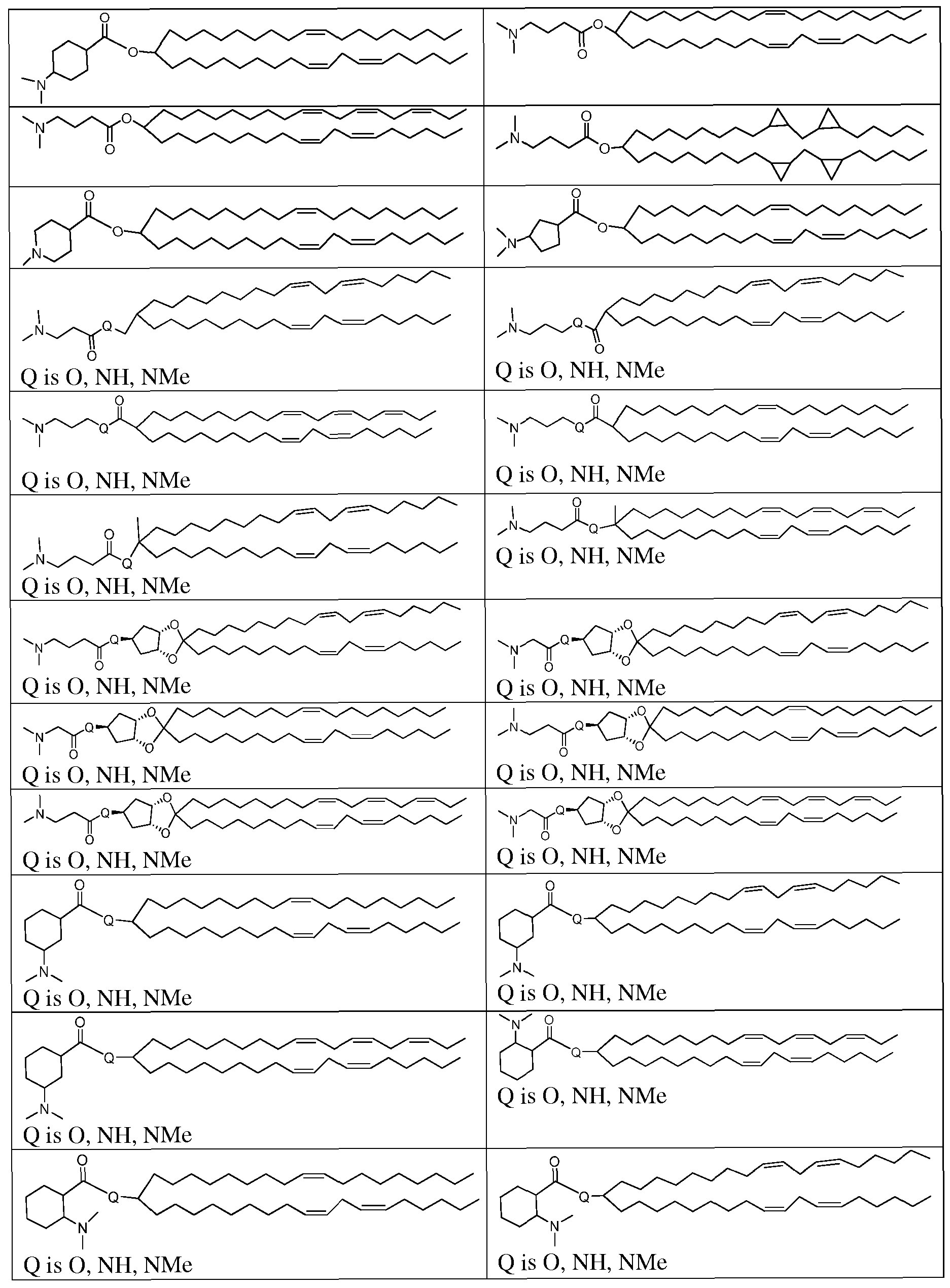 WO A1 Methods and positions for delivery of nucleic