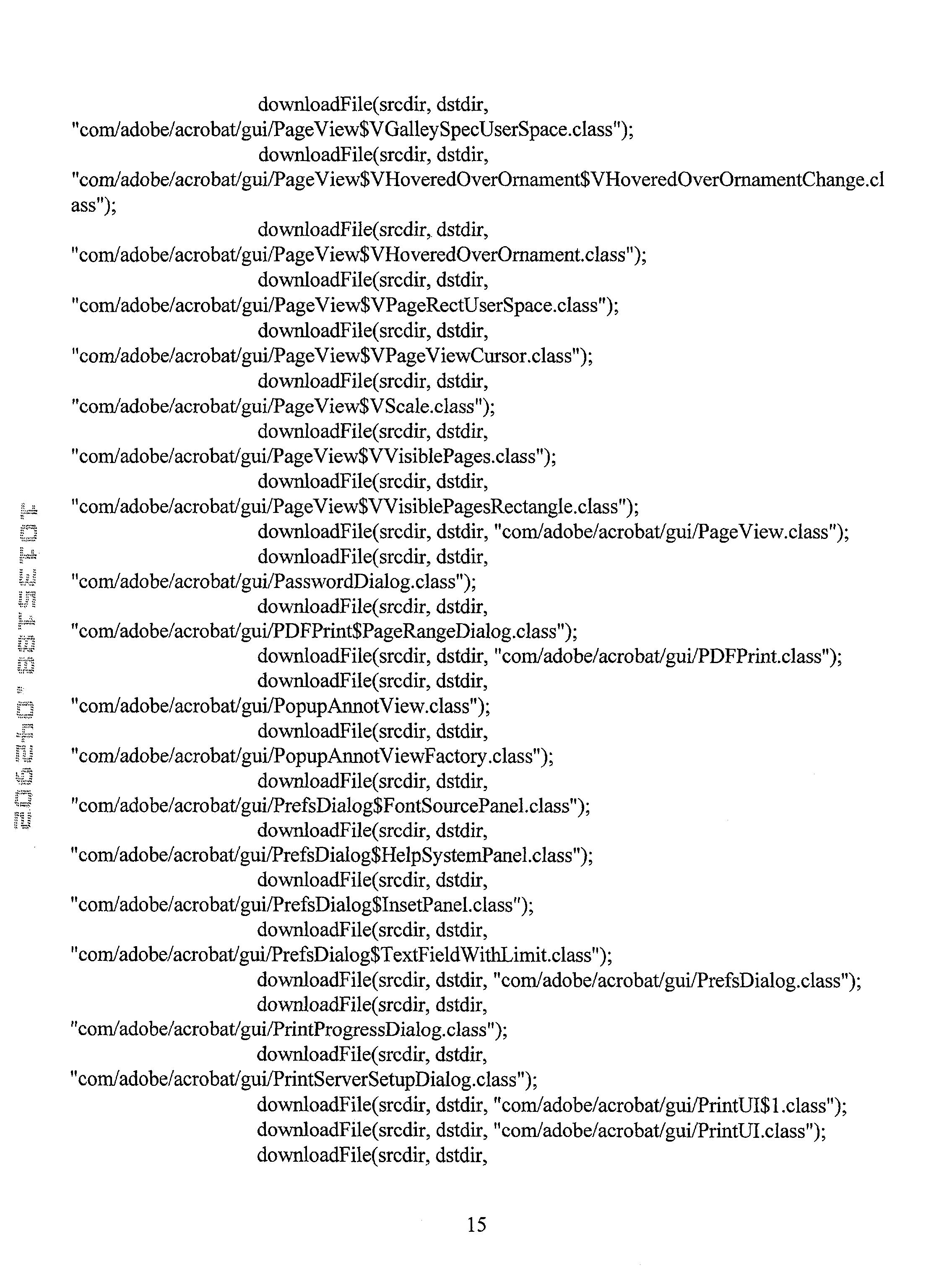 Figure US20030037253A1-20030220-P00085