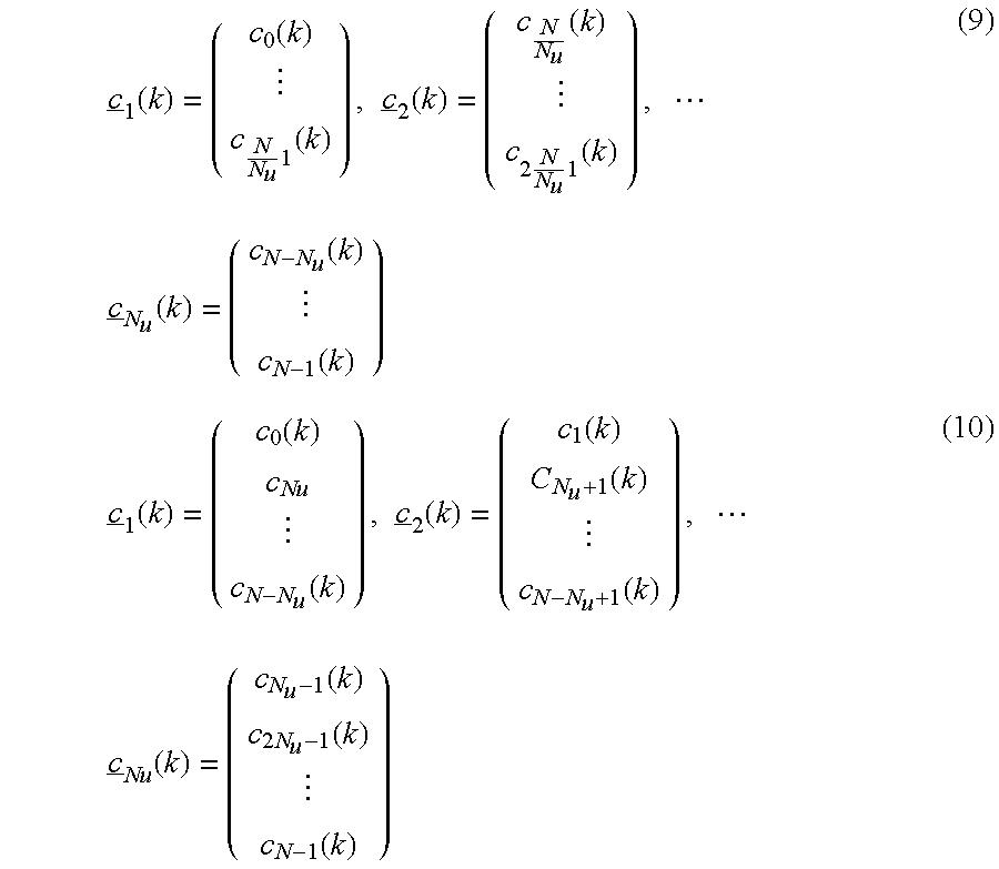 Figure US06539091-20030325-M00009