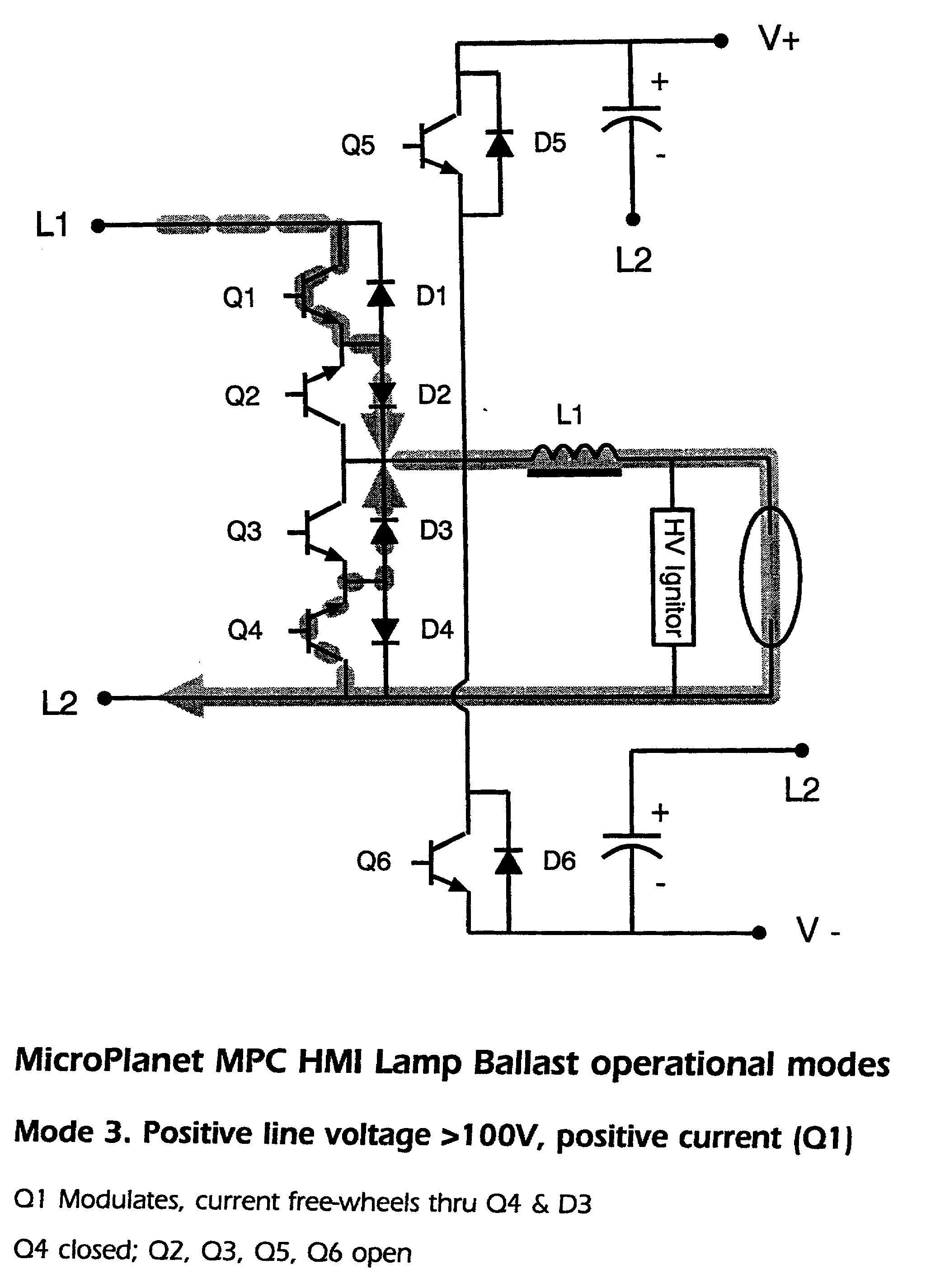 Us20030052658a1 Method And Apparatus For Electronic Power Control Fig 3 The New Acled Circuit Combines Displacement Galvanic Figure 20030320 P00004