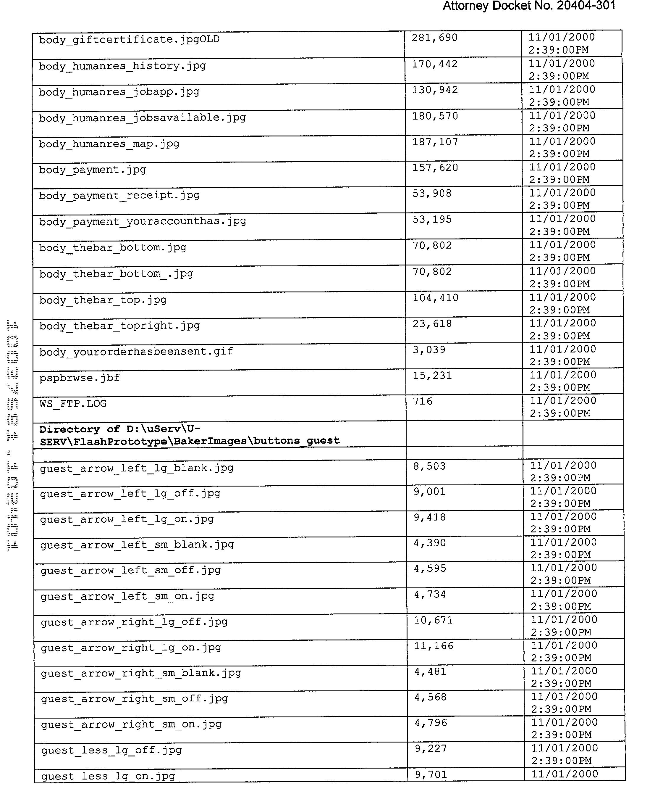 Figure US20030078793A1-20030424-P00007