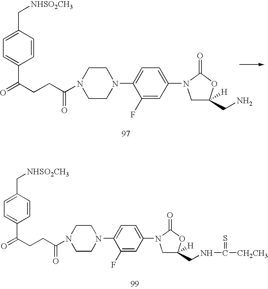 US20040142939A1 - N-Aryl-2-oxazolidinone-5-carboxamides and their