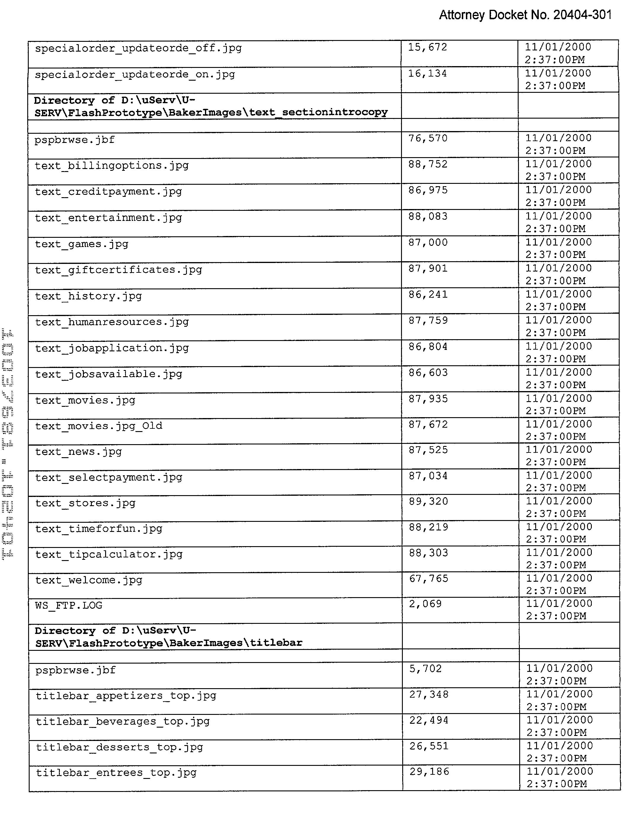 Figure US20030078793A1-20030424-P00020
