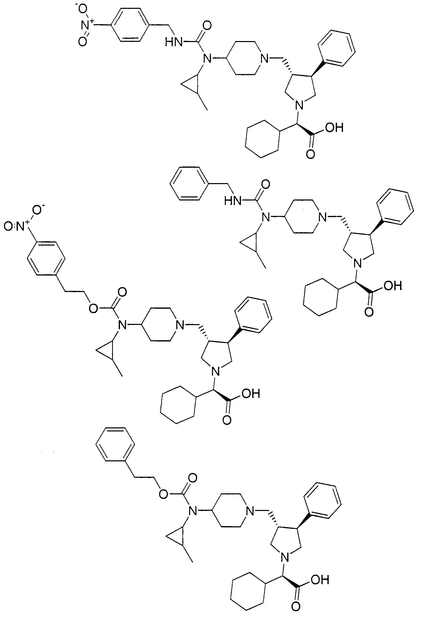 wo2000059497a1 pyrrolidine modulators of chemokine receptor Electrical Connectors Product figure imgf000067 0001